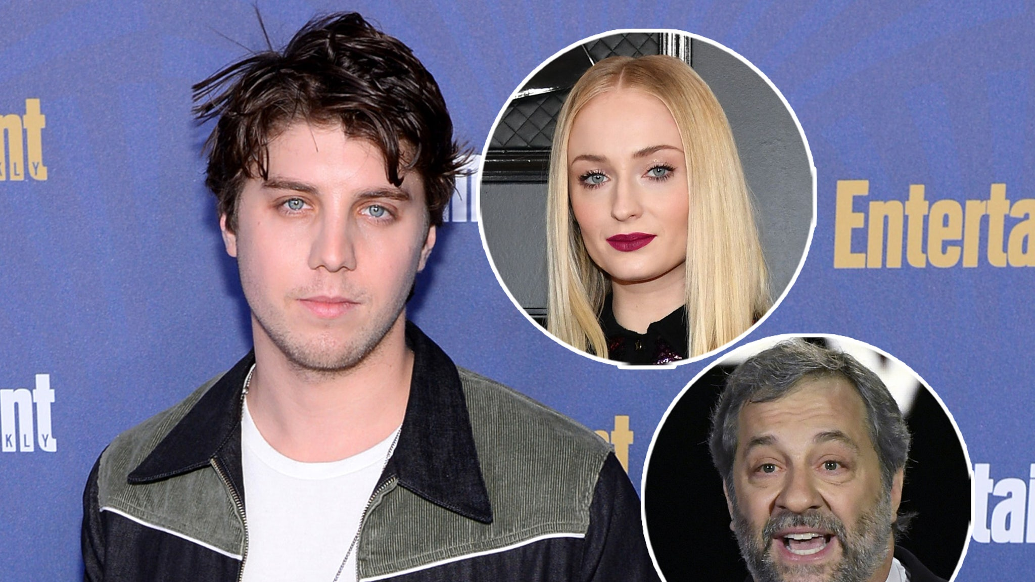 Lukas Gage Supported By Sophie Turner, Judd Apatow, and More After Posting Clip of 'S--t Talking' Director