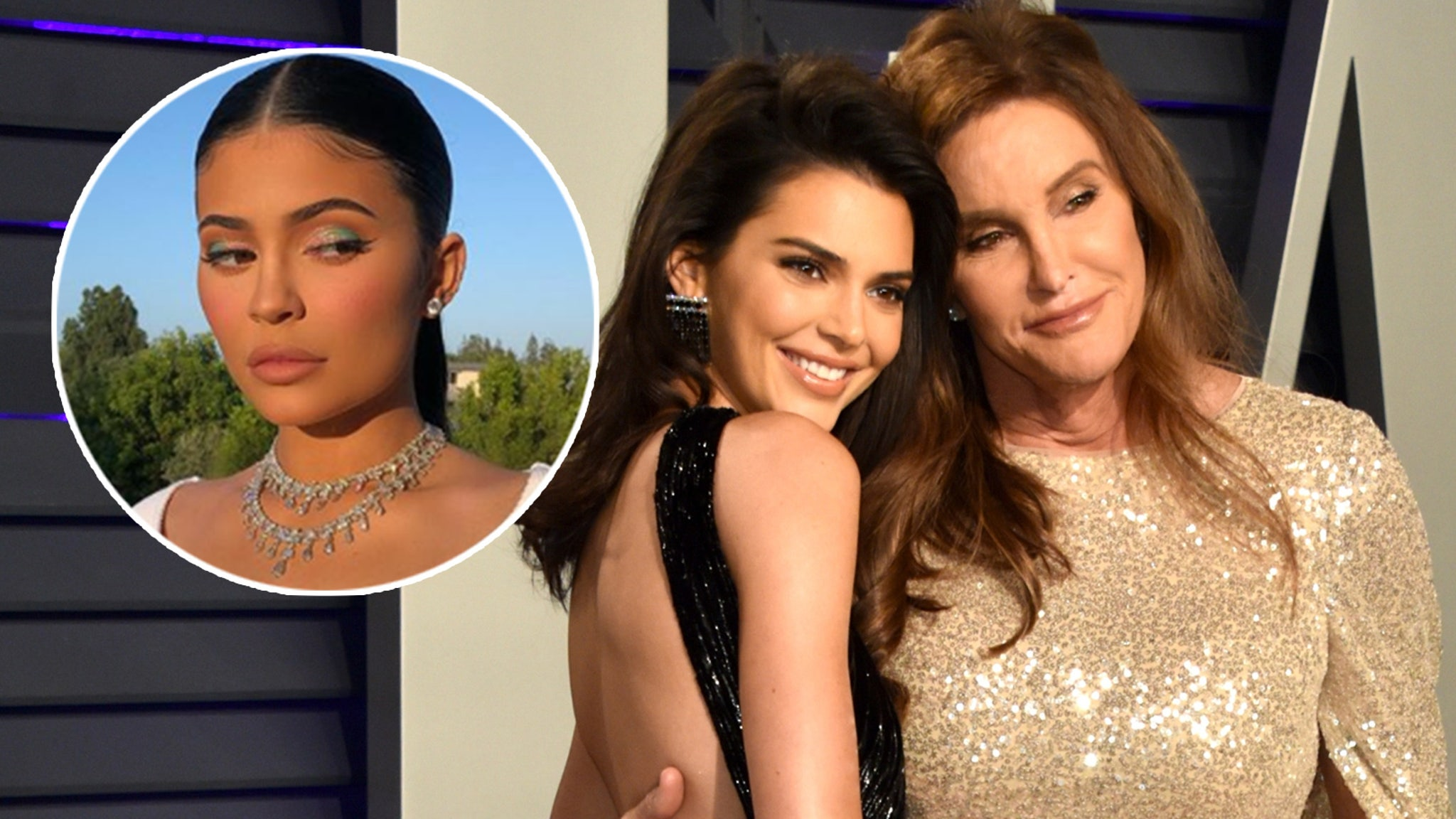 Caitlyn Jenner Mistakenly Posts Photo Of Kendall Jenner For Kylie