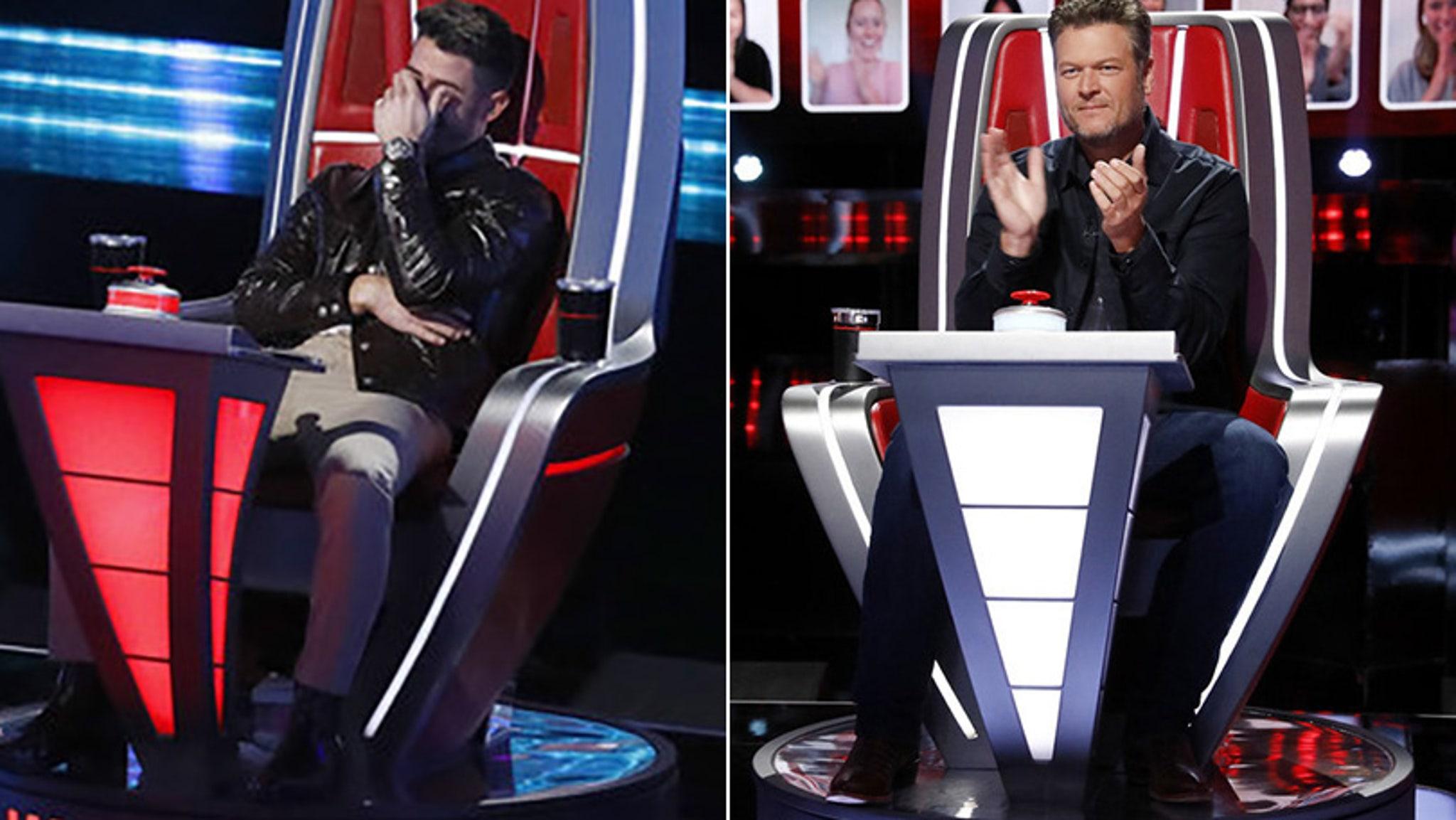 The Voice Recap Season 20, Episode 2: Blake Shelton Can't Stop Lying - TooFab