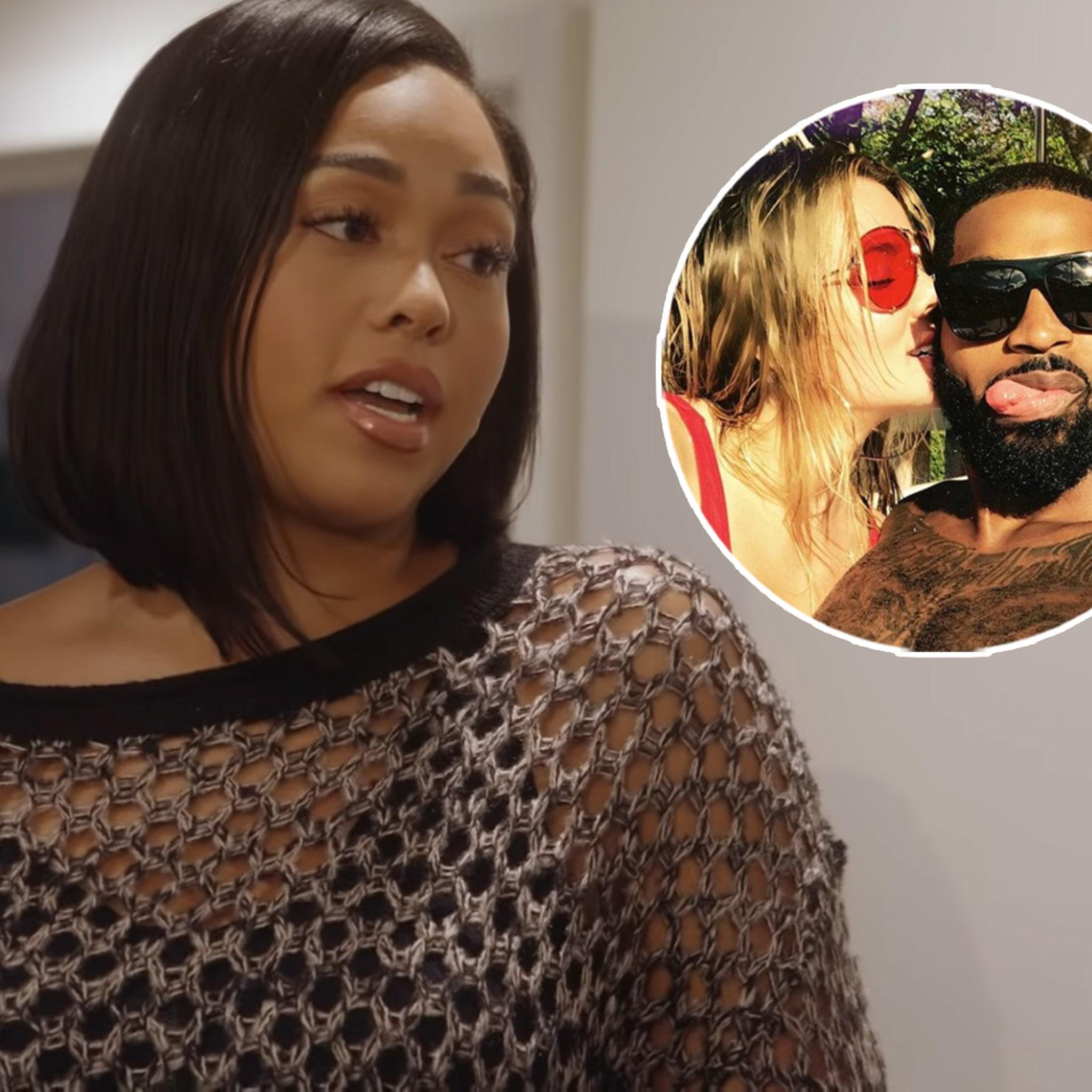 Jordyn Woods Reflects On Khloe Kardashian Tristan Thompson Scandal Fallout