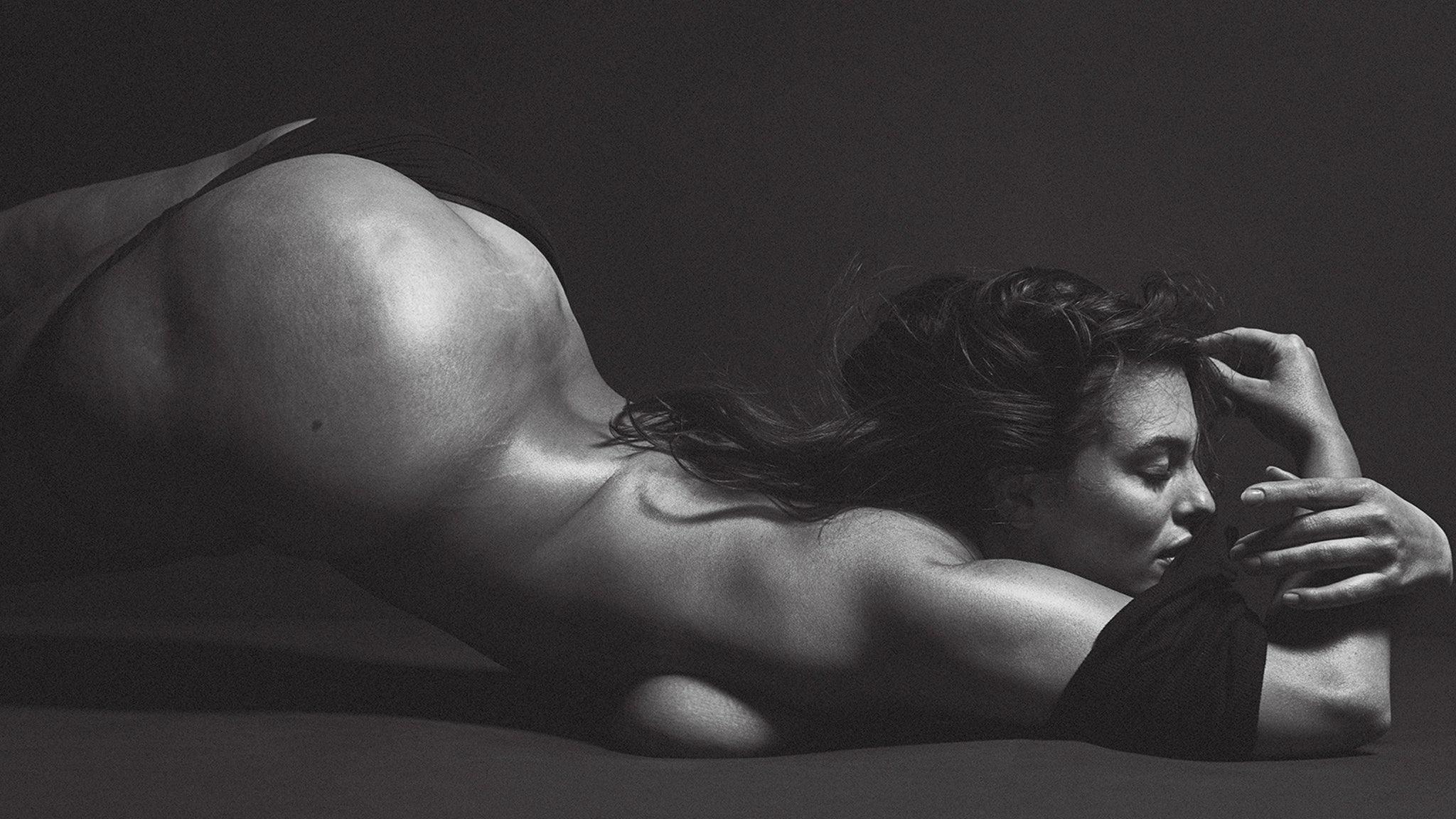 Ashley graham nude photo the nip slip
