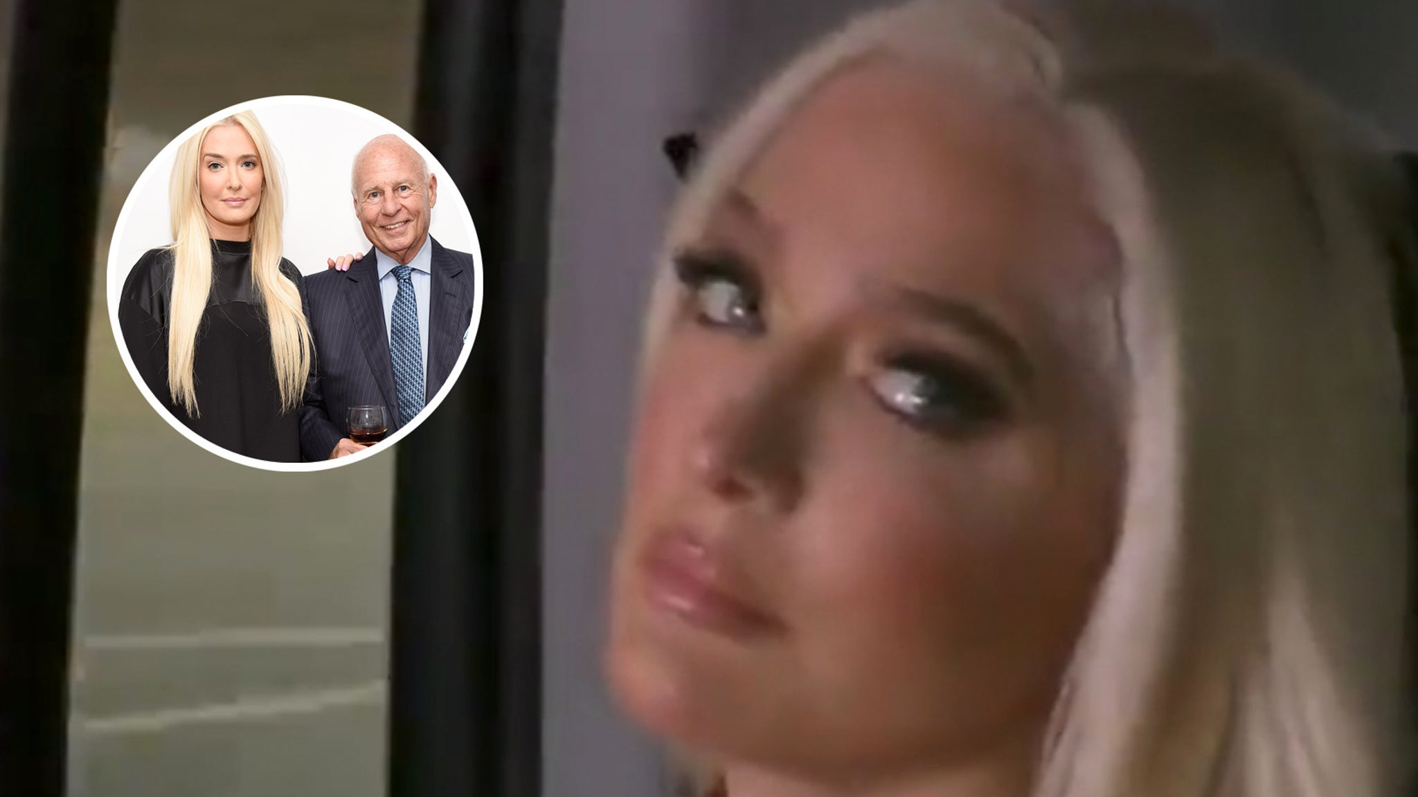 Erika Jayne says divorce is 'so fucking complicated' in early RHOBH comments