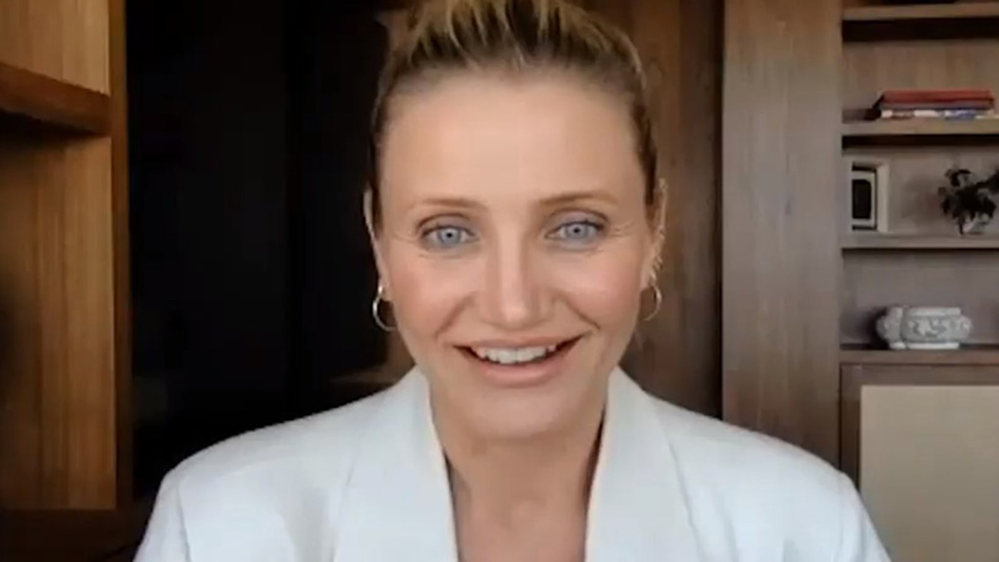 Cameron Diaz Talks Finally Finding 'Peace' by Walking Away from Her Movie Career
