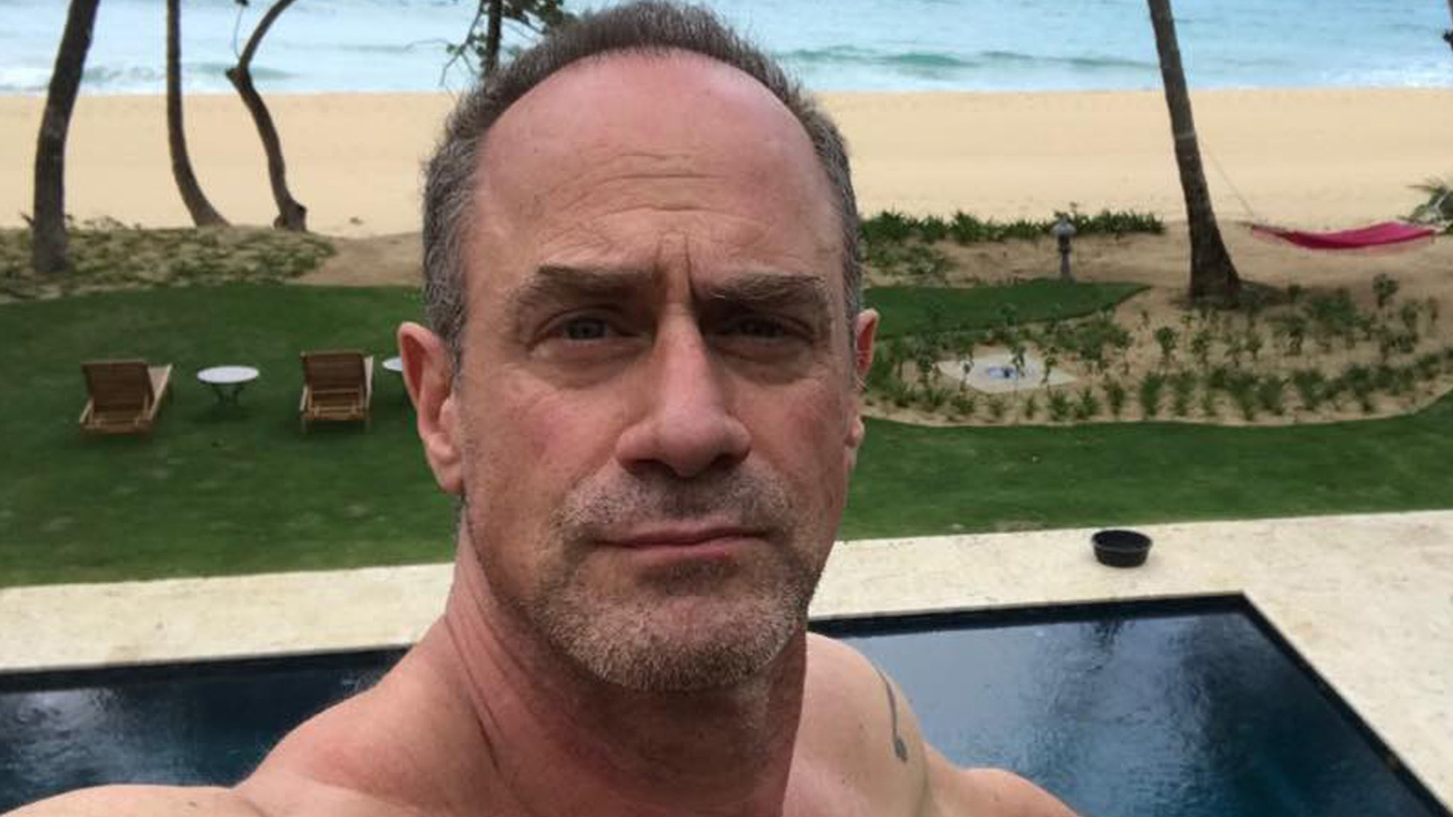 Christopher Meloni says he agrees to be called 'Zaddy'
