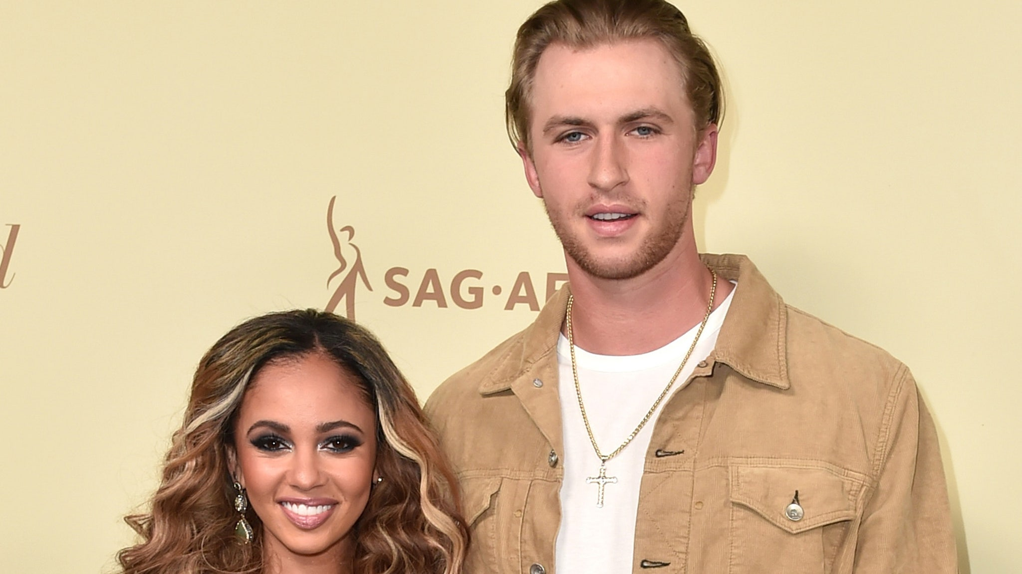 Vanessa Morgan & Other Celebs Who Split With Their Partners During Pregnancy