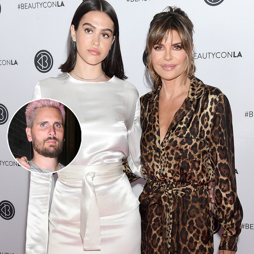 Amelia Gray Hamlin Reacts to Support After Lisa Rinna's Scott Disick
