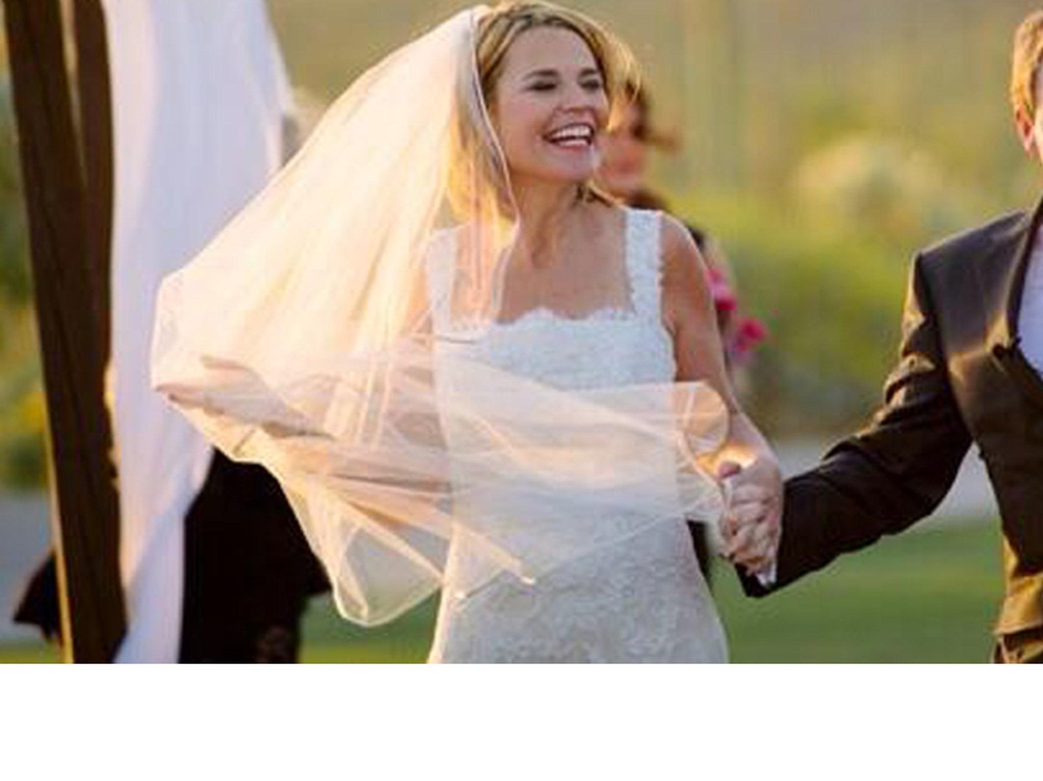 Savannah Guthrie Marries Mike Feldman Announces Pregnancy
