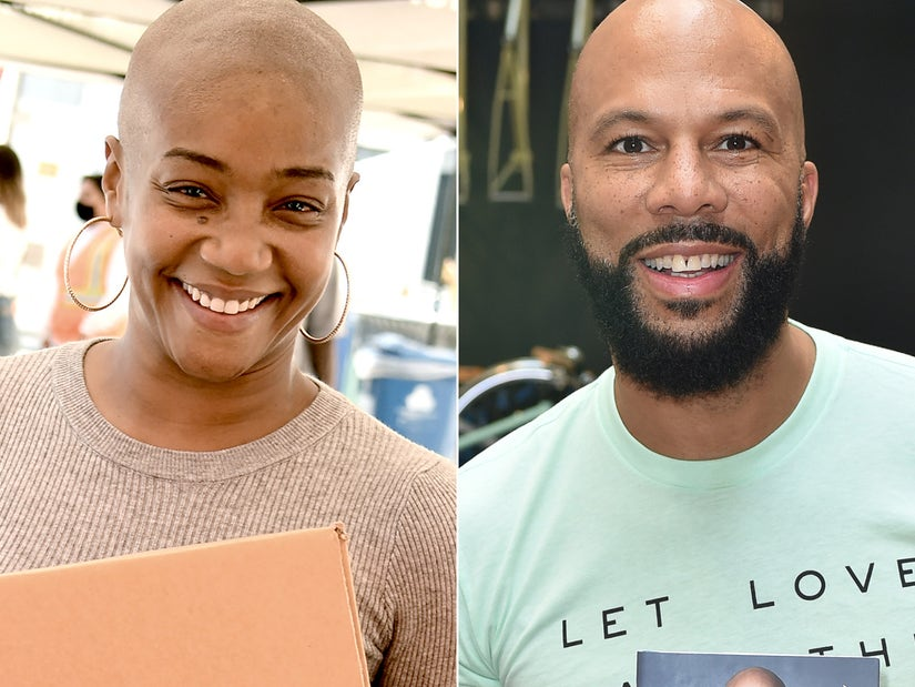 Tiffany Haddish Confirms Relationship With Common