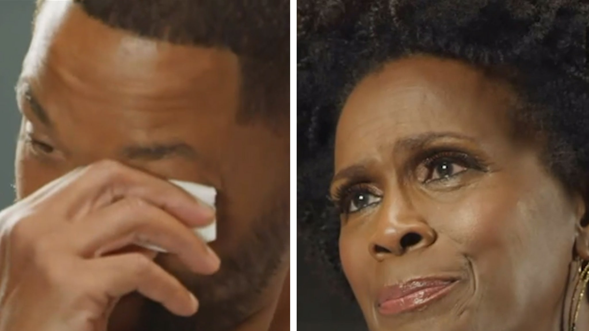 Will Smith Cries as Janet Hubert Details Fresh Prince Mistreatment on Special Red Table Talk
