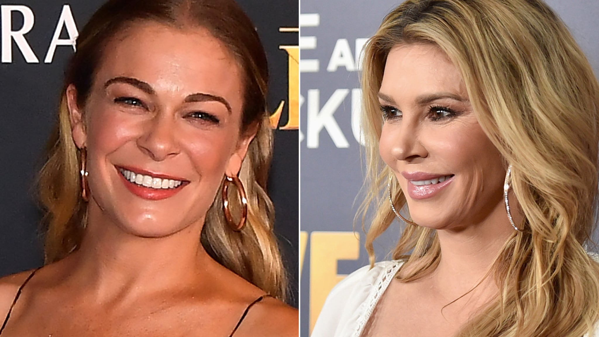 Brandi Glanville says she and LeAnn Rimes are like 'sister wives' now