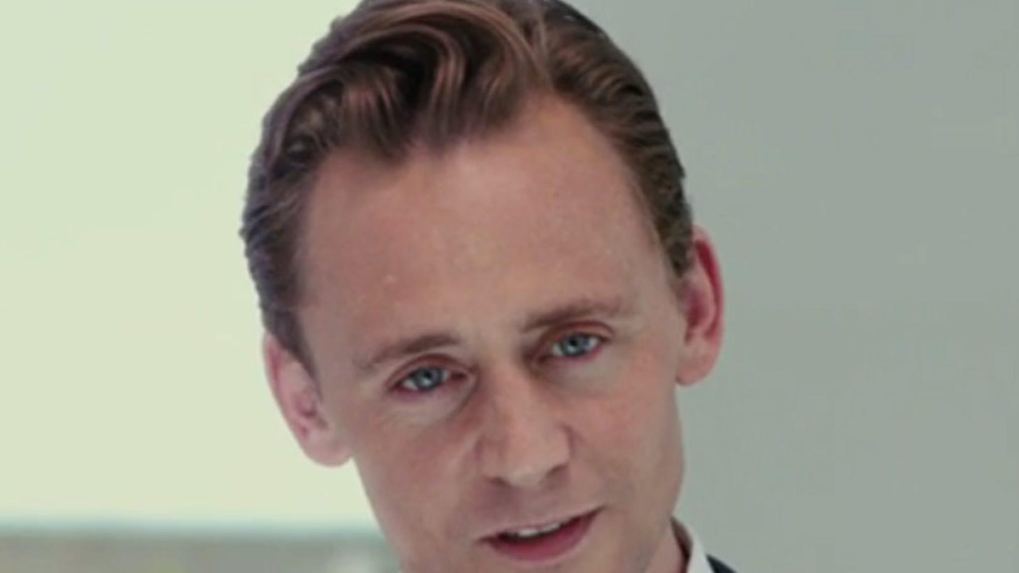 Tom Hiddleston Is an Excellent Specimen in High-Rise