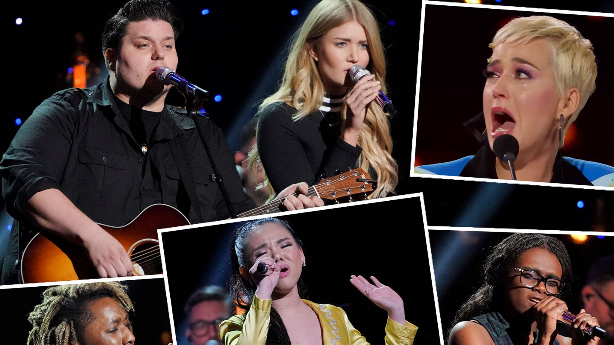 American Idol Recap Season 17 Episode 7 Stunningly Sweet