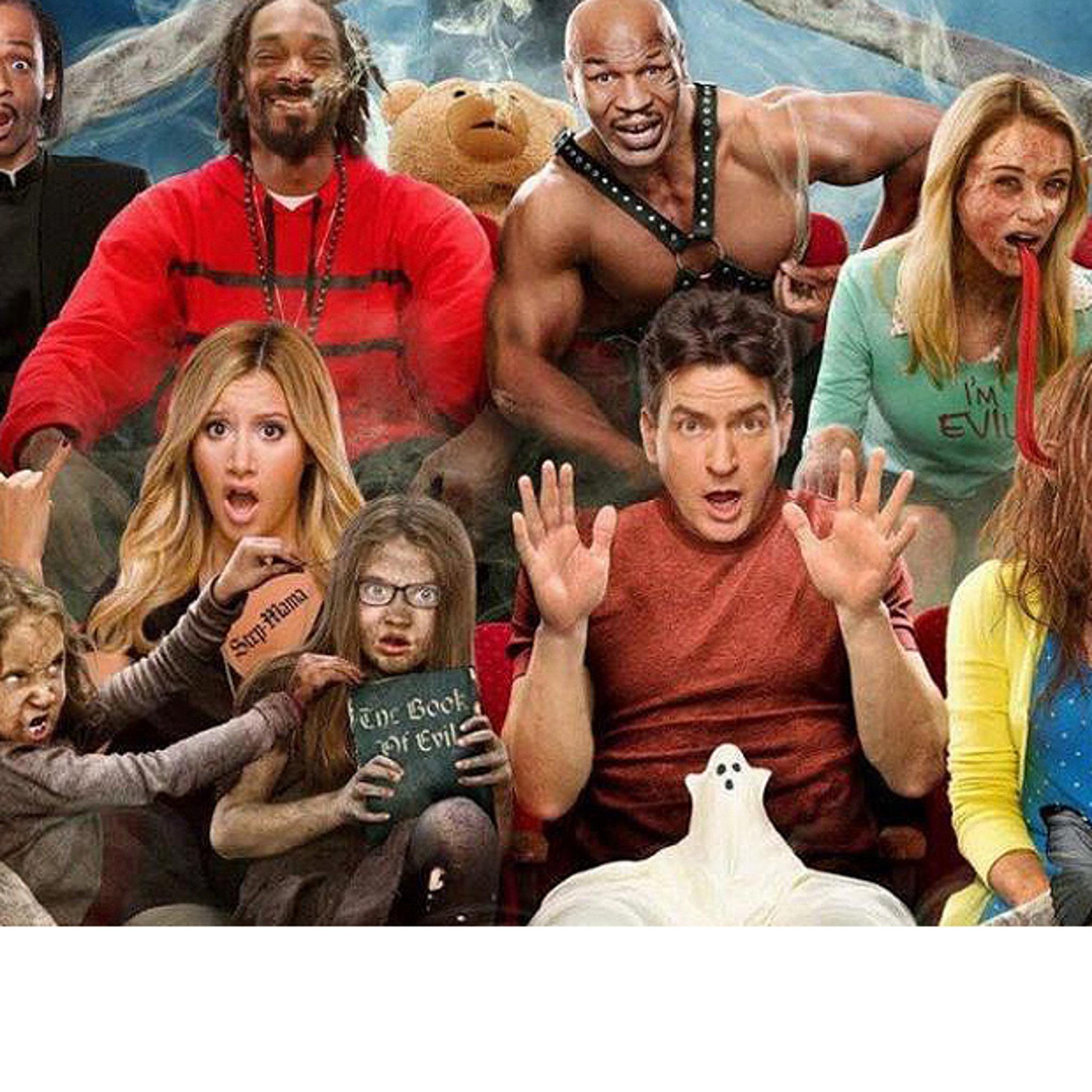 New Scary Movie 5 Trailer Lindsay Lohan And Honey Boo Boo