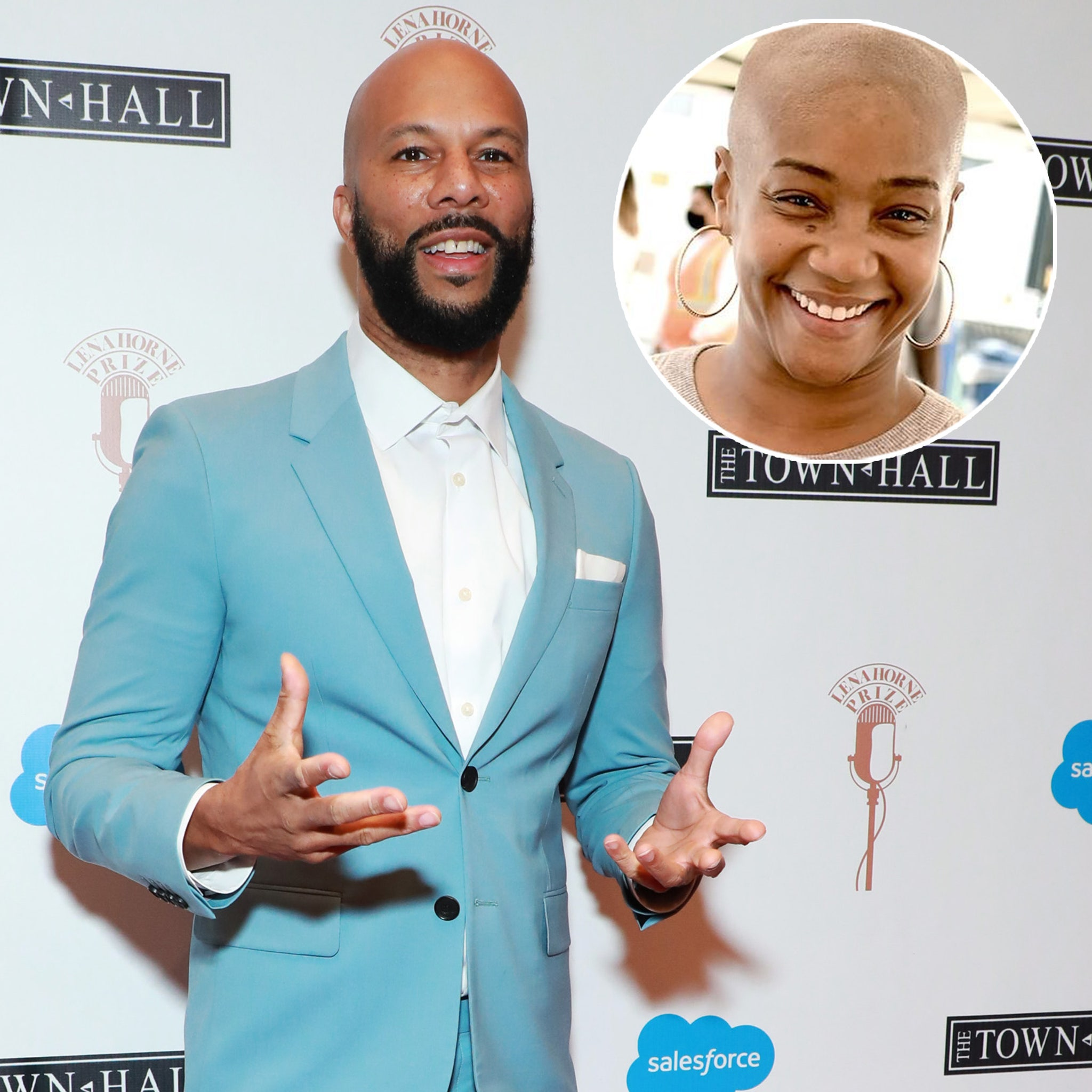 Common Talks Relationship With Queen Tiffany Haddish Grateful To Have Her In My Life