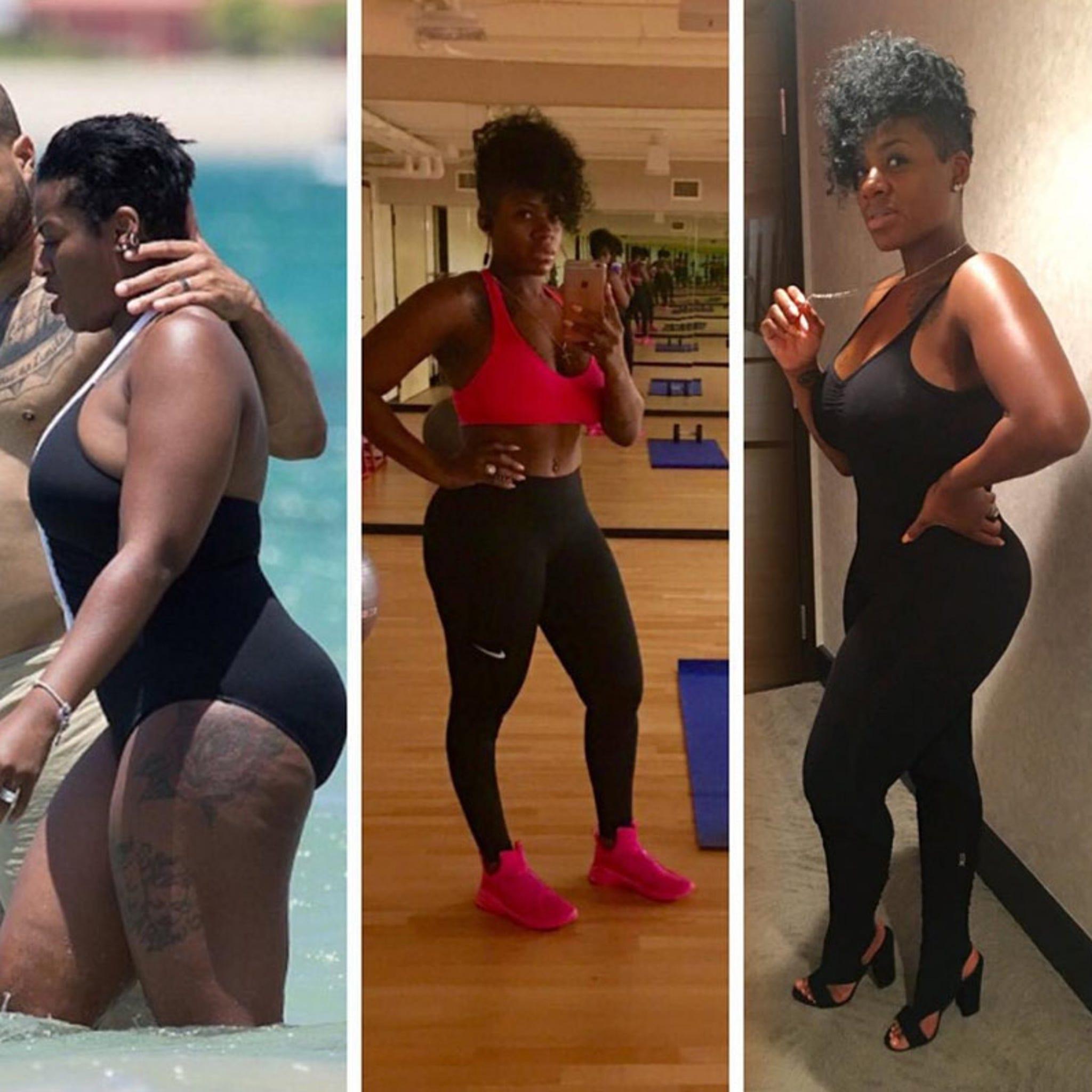Fantasia Barrino Flaunts Impressive Weight Loss I Feel Great
