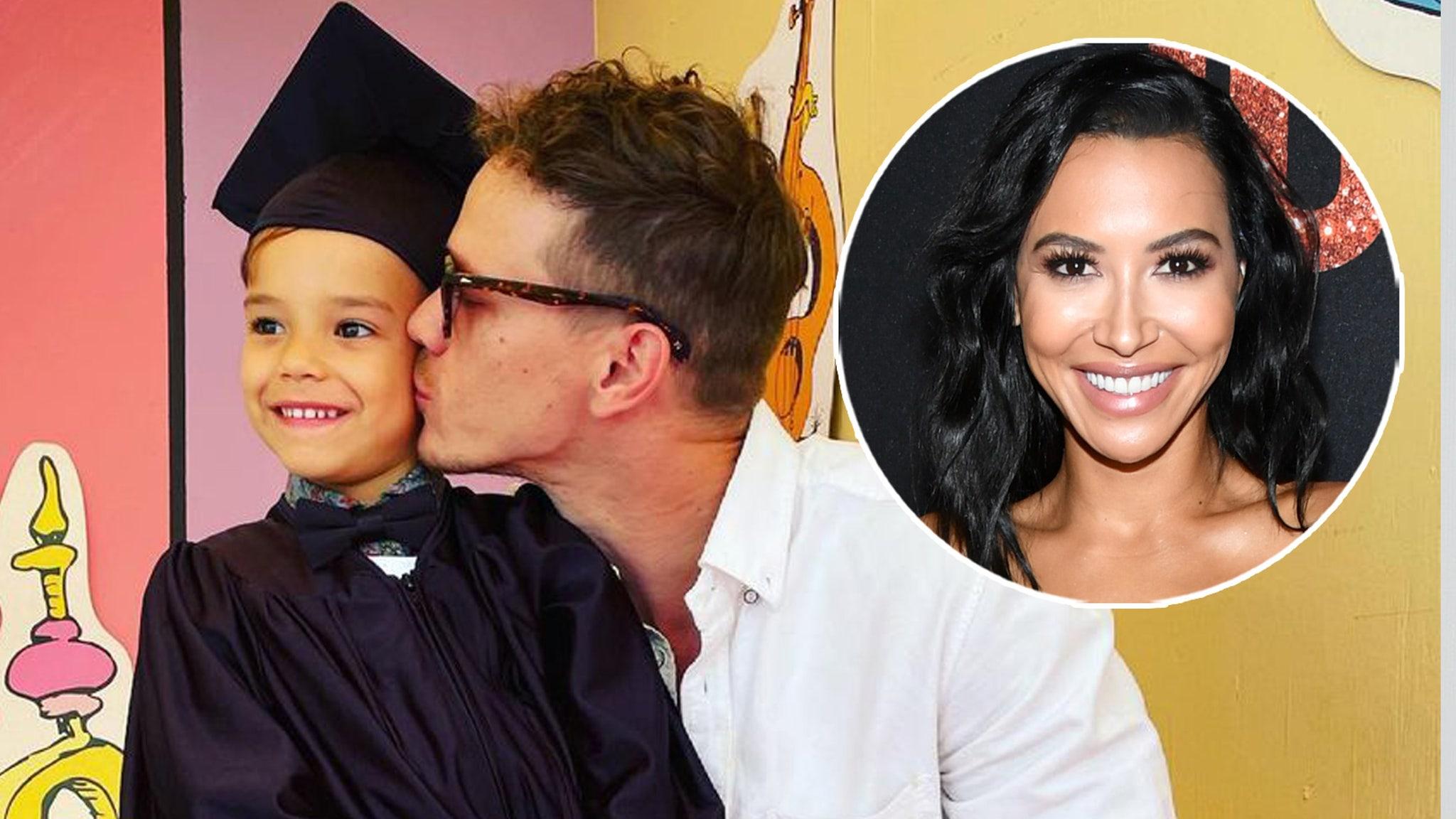 Naya Rivera's Son Josey Graduates From Pre-K as Ryan Dorsey Celebrates: 'Proud Daddy'