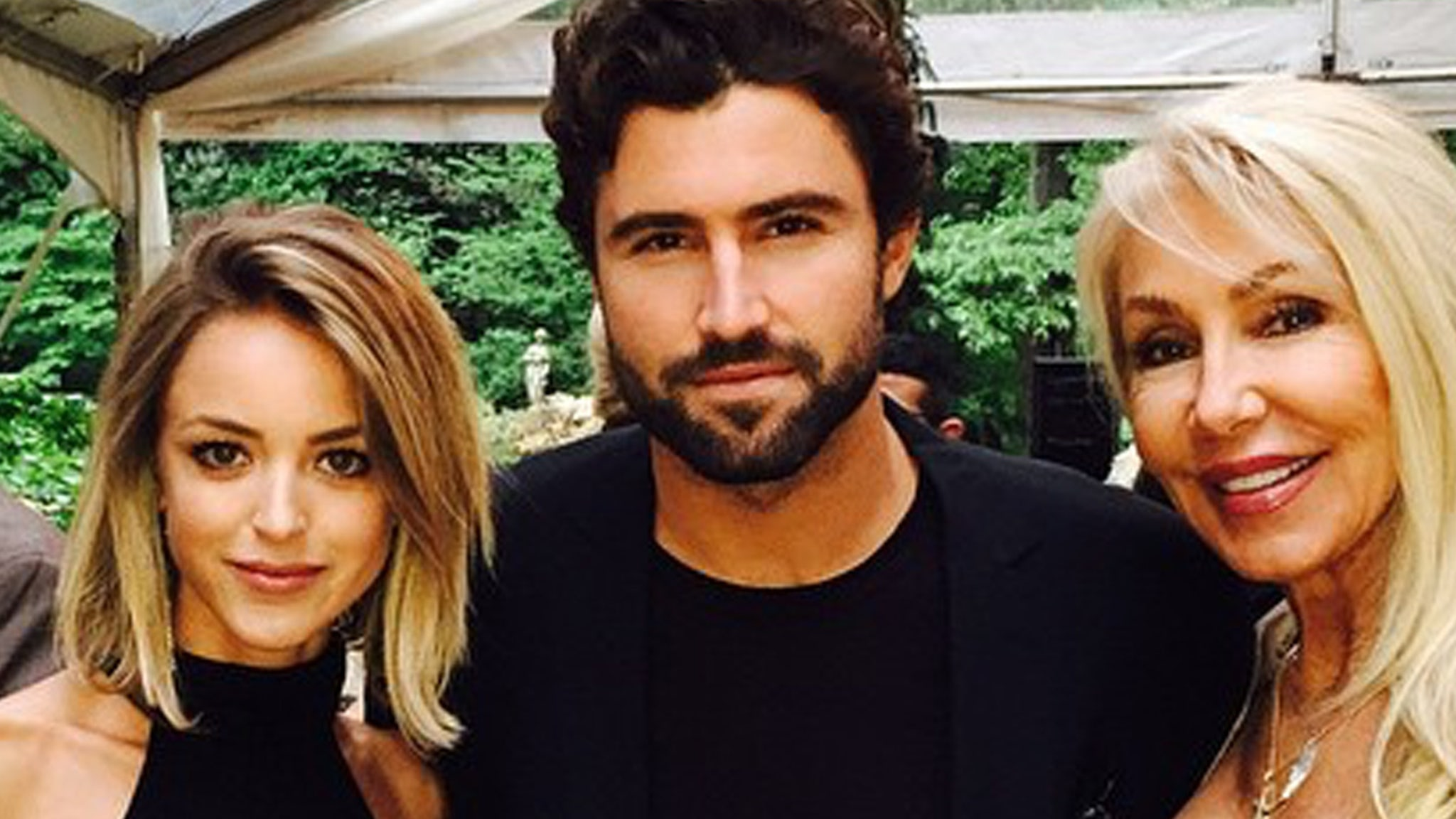 Brody Jenner Admits Getting Turned On by Naked Stepsister