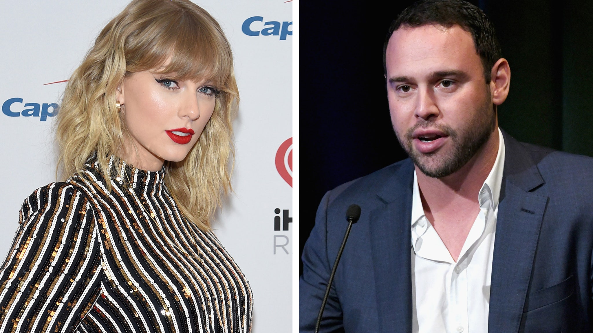 Why Scooter Braun Regrets His Fight With Taylor Swift