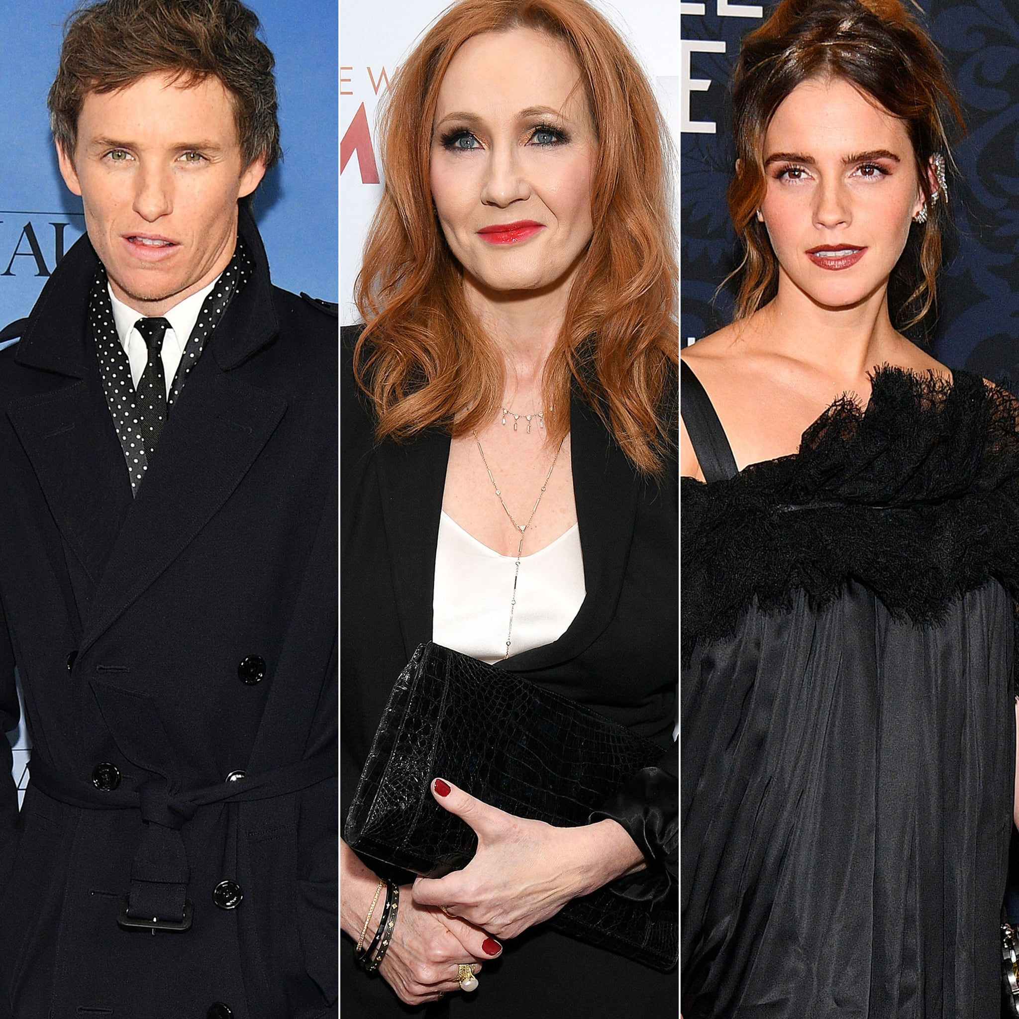 Emma Watson Eddie Redmayne And More Harry Potter Stars Speak Out As J K Rowling Defends Her Trans Stance