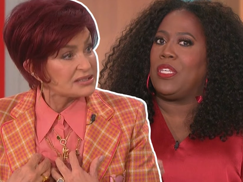 Sharon Osbourne Begs Sheryl Underwood To Prove Piers Morgan Is Racist