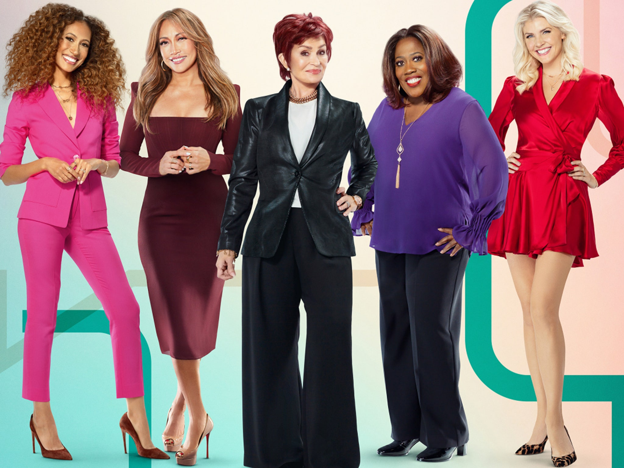 The Talk Goes On Hiatus Amid Cbs Probe Of Sharon Osbourne Sheryl Underwood Argument About Race