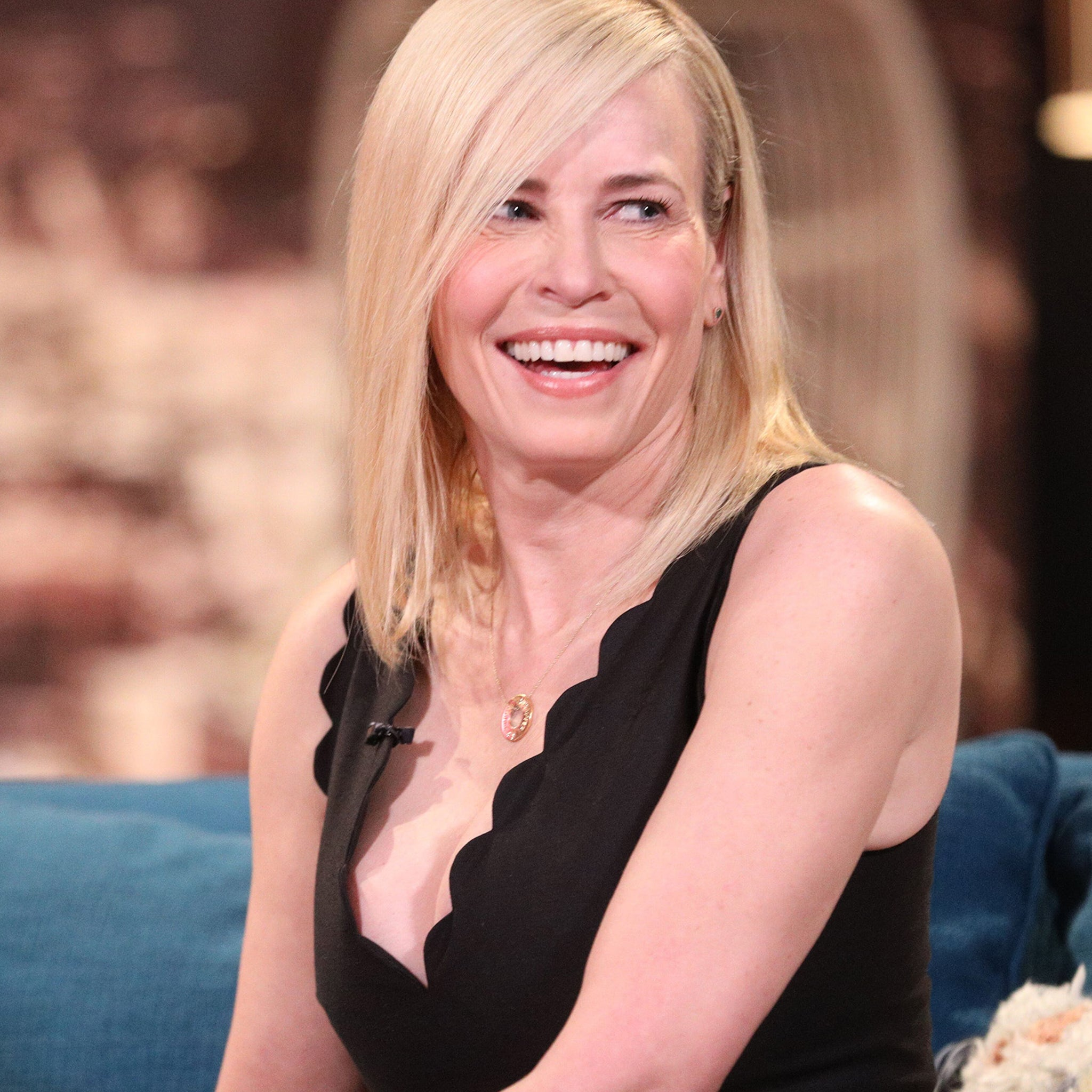 Chelsea Handler Plots Television Return Talks Dating After Therapy