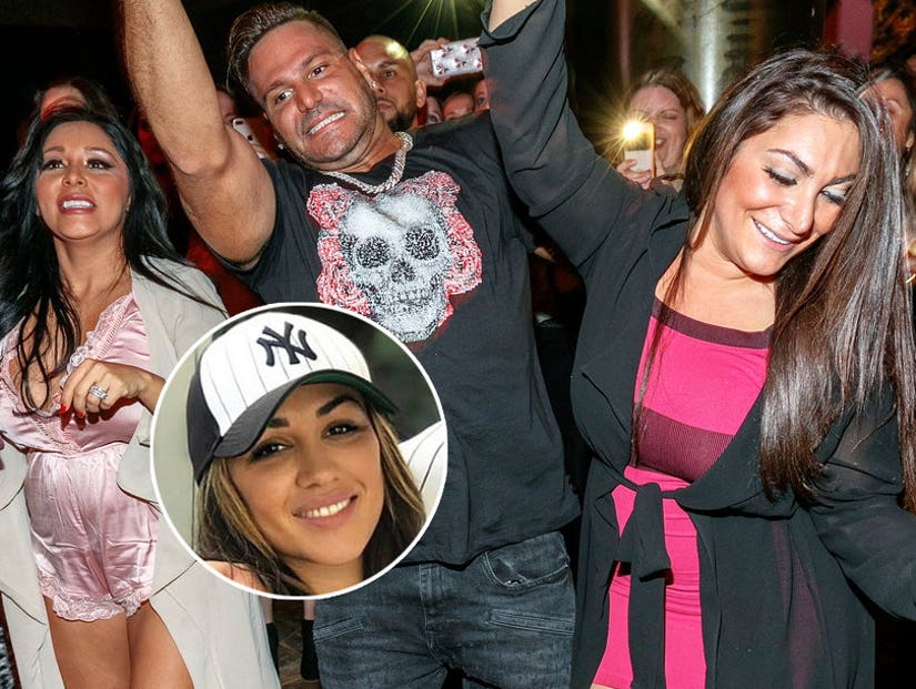 Jersey Shore': Ronnie Finds Out About Incriminating Instagram ...