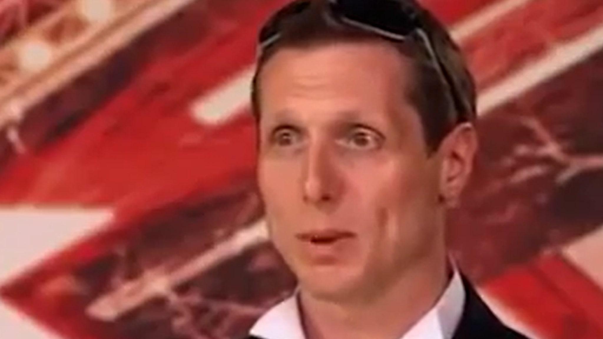 X Factor Serial Rapist Phillip Blackwell Jailed for Life