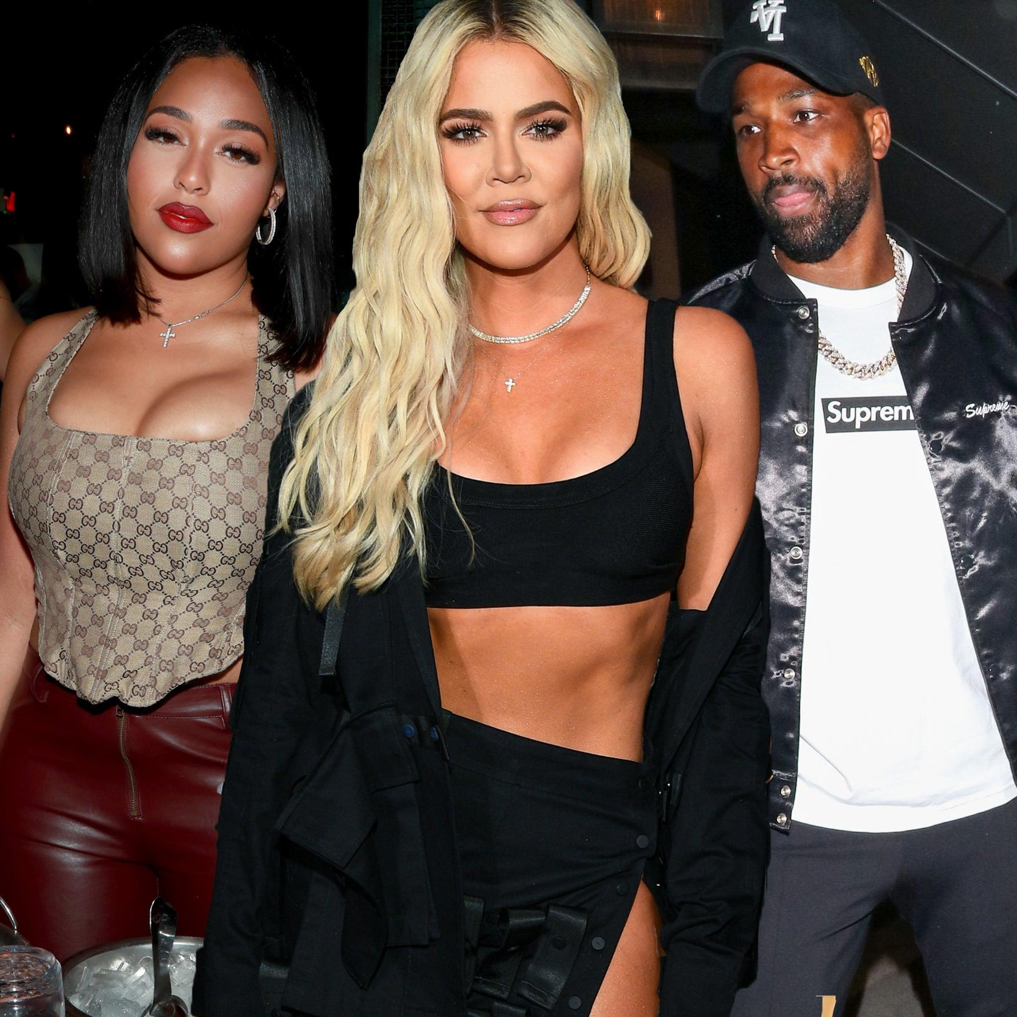Khloe Kardashian Has A Message For Jordyn Woods Tristan Thompson