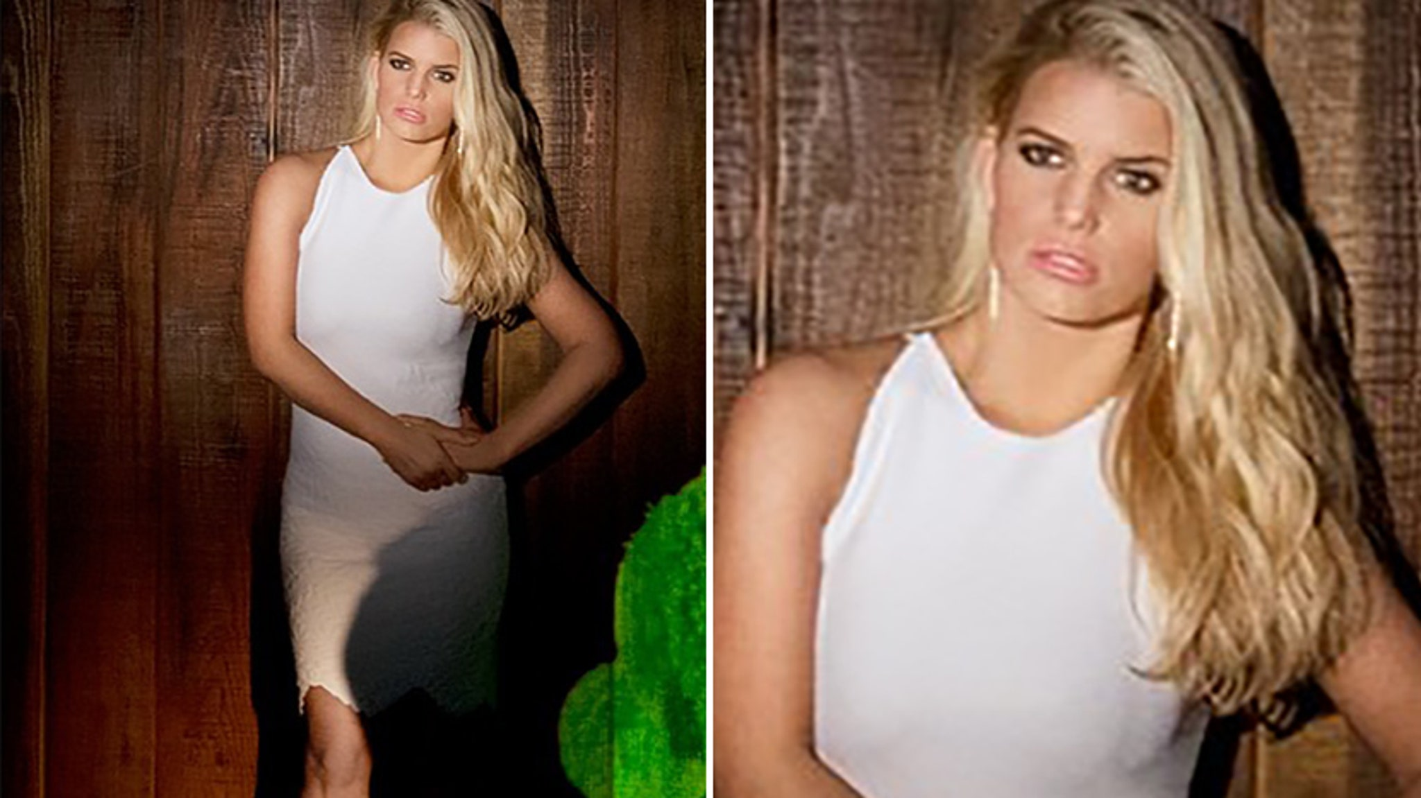 PHOTOS Jessica Simpson at goal weight in Weight Watchers ad