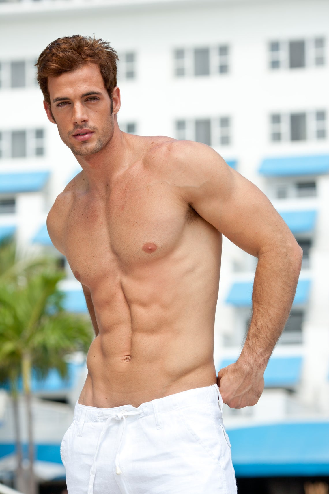 William Levy's Shirtless Photo Shoot