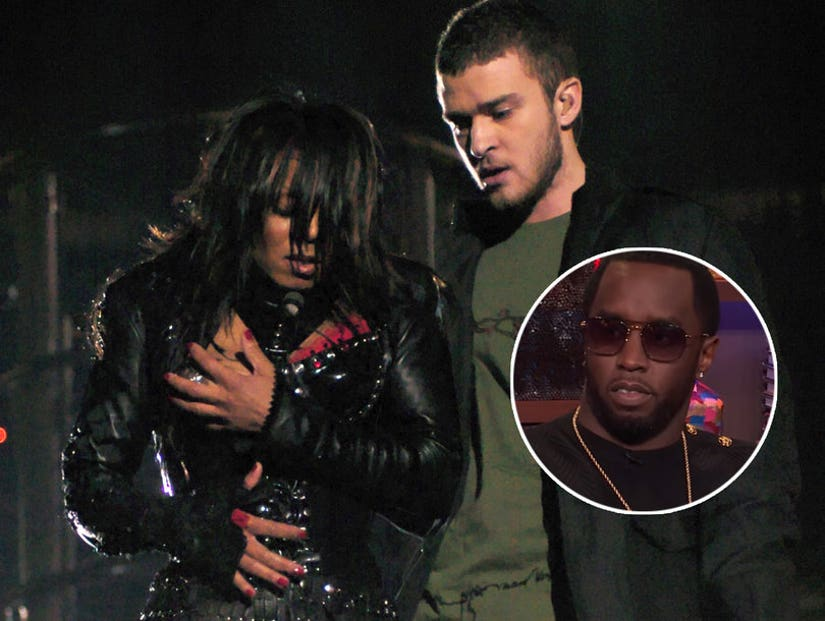 Why Diddy Is Still Upset About Janet Jacksons Super -4807