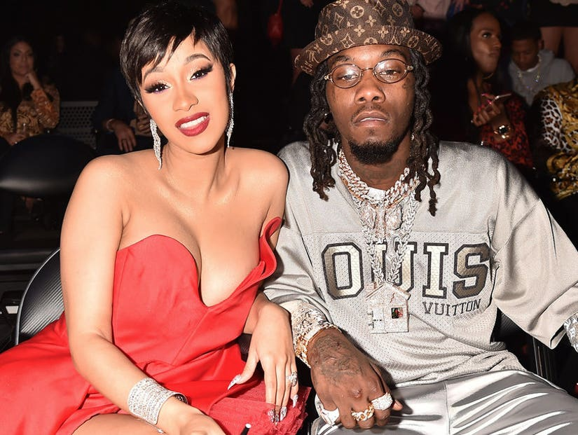Cardi B Completely Nude Offset Shares Racy Photo