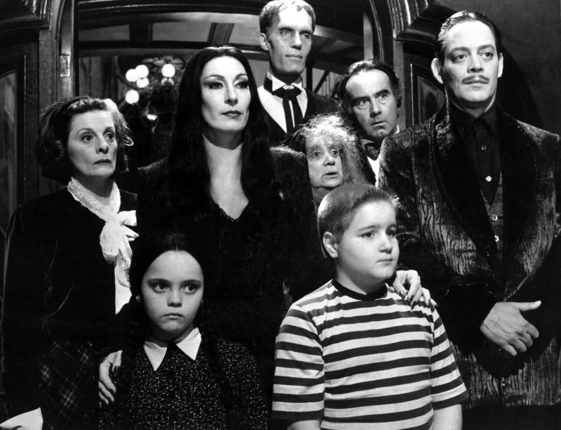 The Addams Family Cast See What They Look Like Now