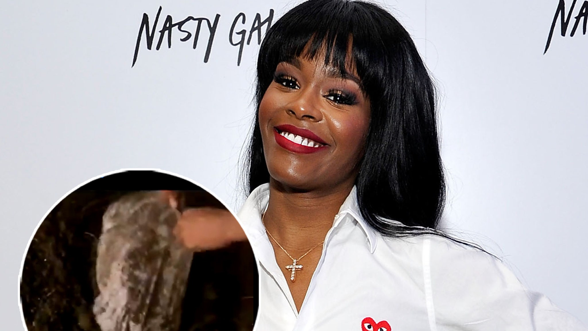 Azealia Banks Appears to Dig Up Dead Cat Lucifer and Boil It