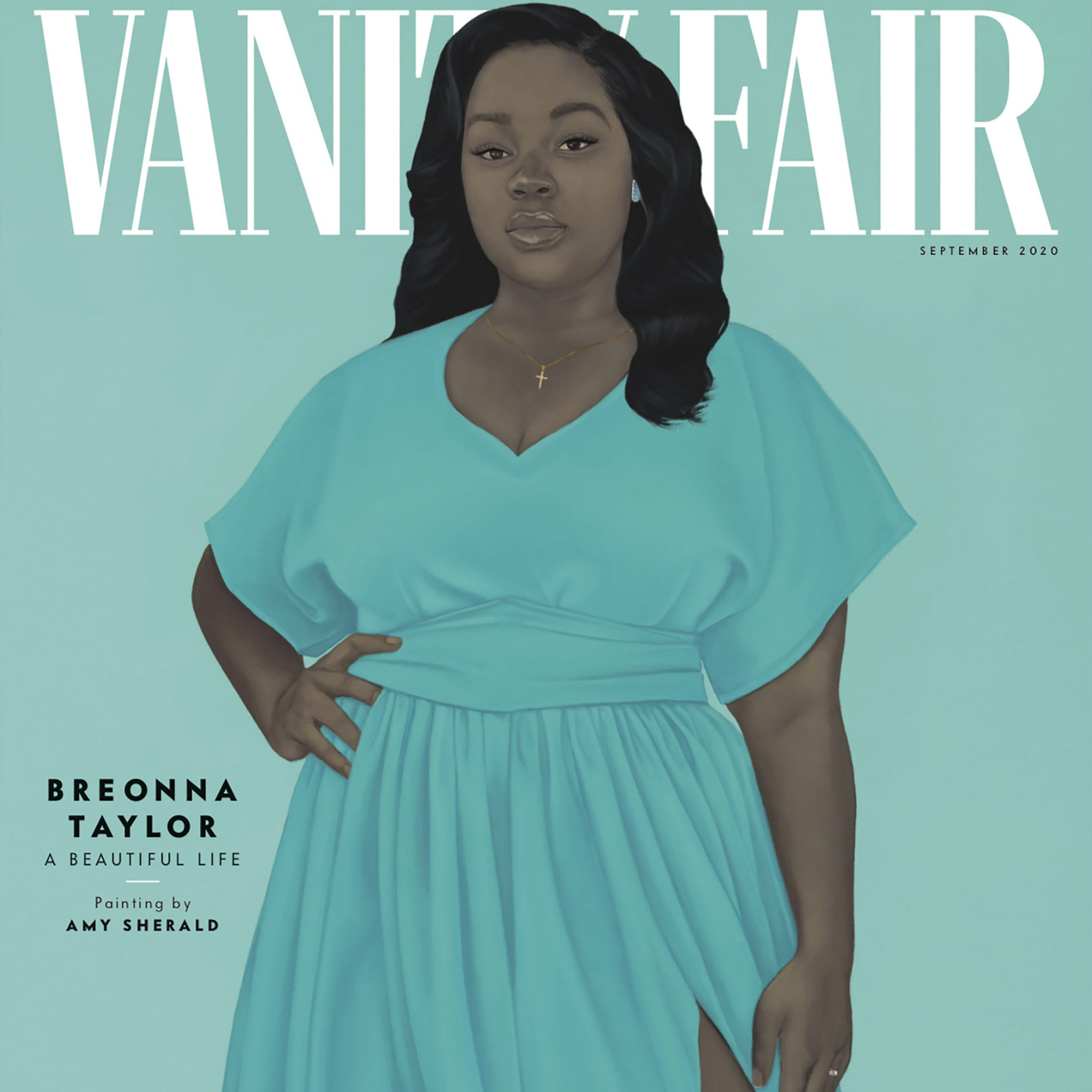 Breonna Taylor Covers Vanity Fair As Her Mother Pays Tribute In September Issue
