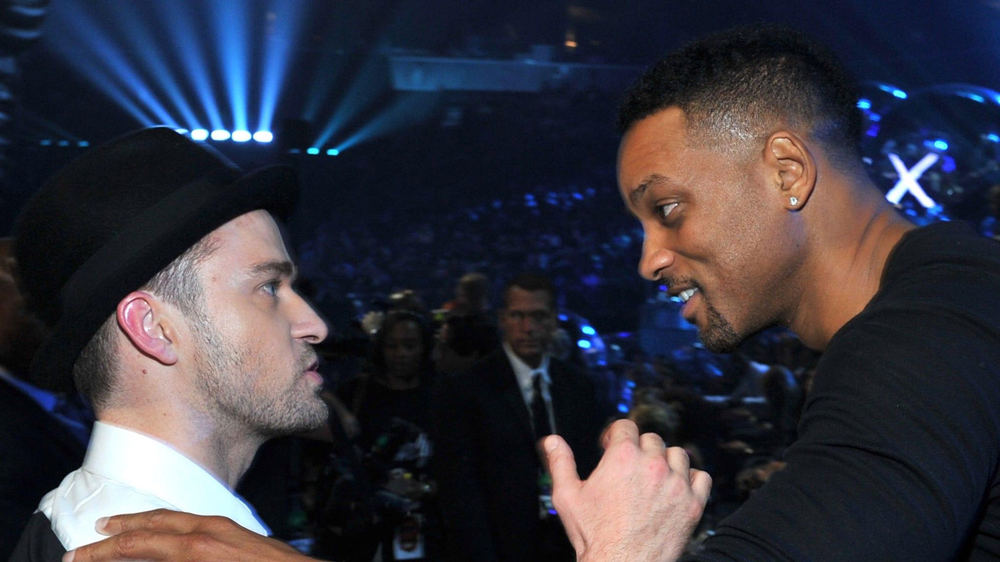 Will Smith Trolls Justin Timberlake Over Janet Jackson -4460