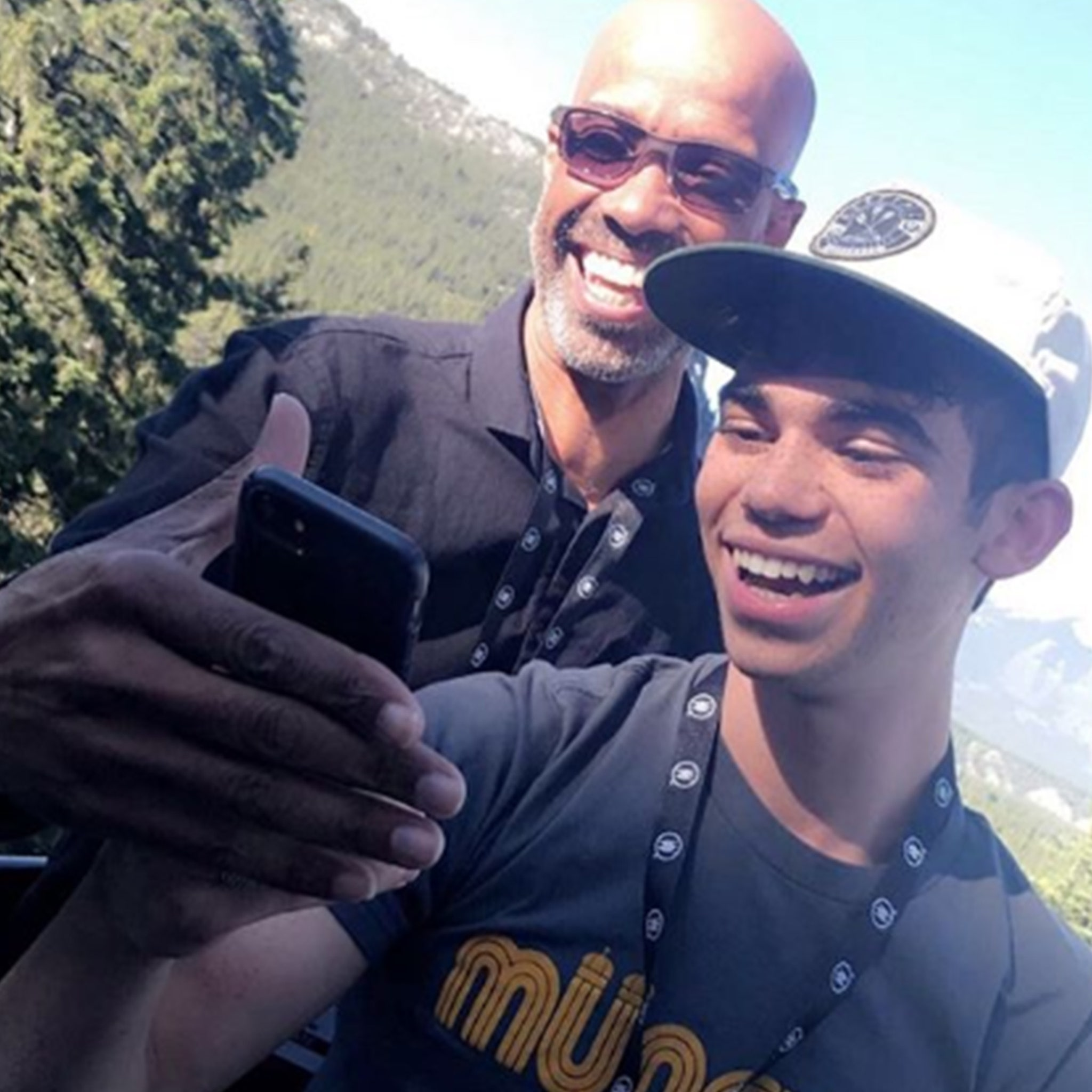 Cameron Boyce S Dad Speaks Out About Son S Death Shares Heartbreaking Photo On Instagram