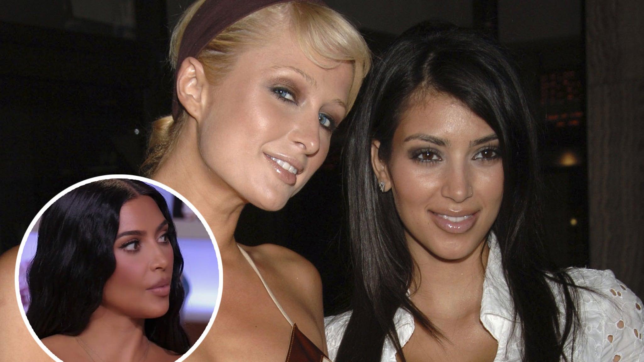 Kim Kardashian Remembers Paris Hilton Fight, Sex Tape Scandal, And Early Fame At KUWTK Reunion