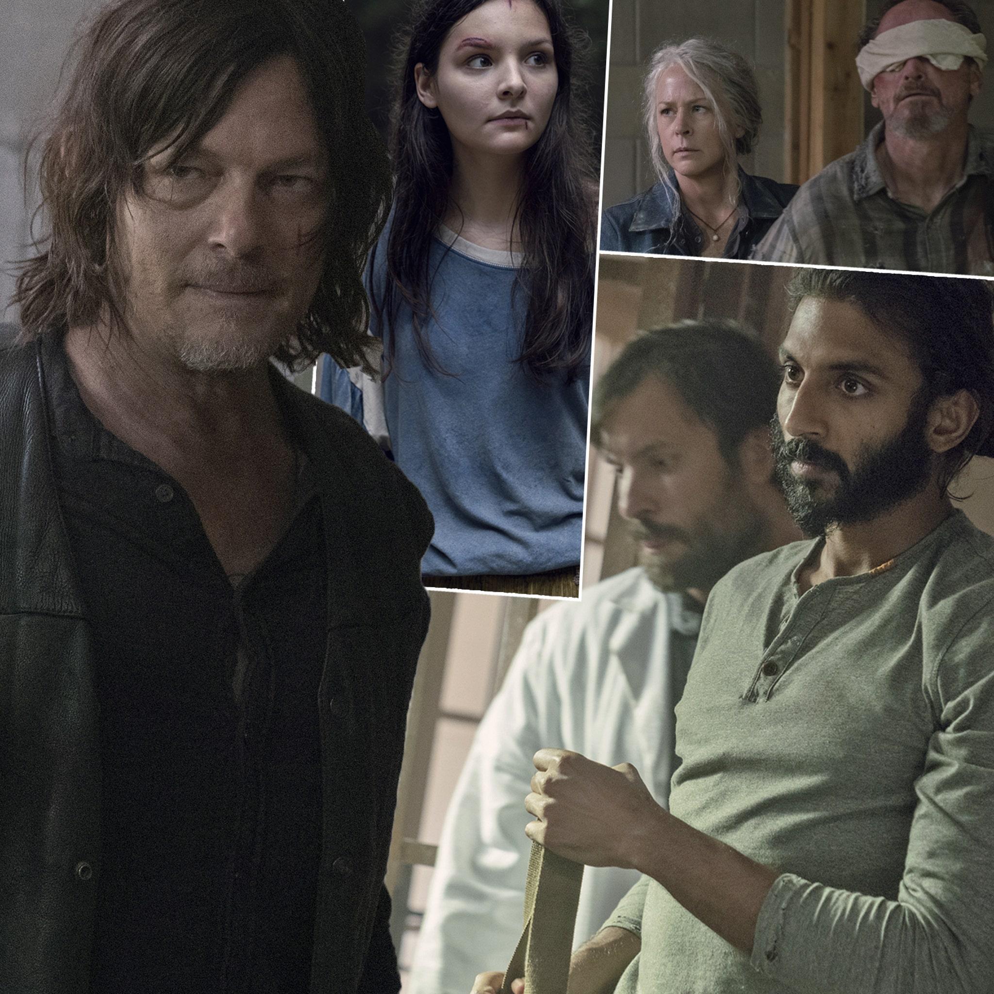 The Walking Dead Kills Off Main Cast Member After Shocking Betrayal