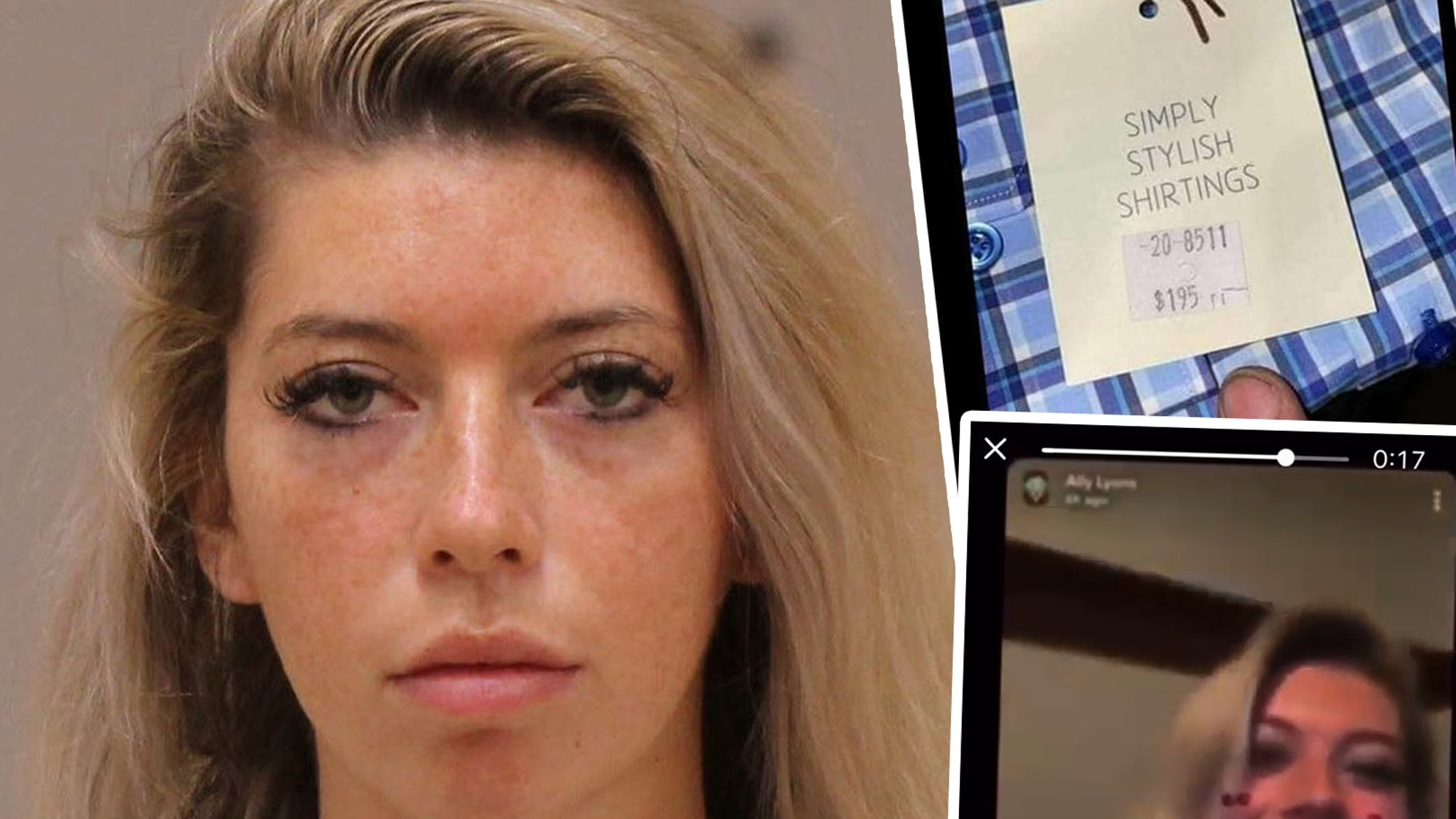 Ally Lyons Charged With Inciting Riot After Allegedly