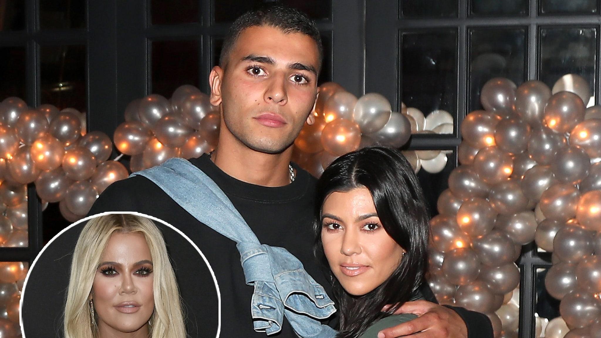 Khloe Kardashian Seemingly Slams Kourtney's Ex Younes Bendjima On Twit... image