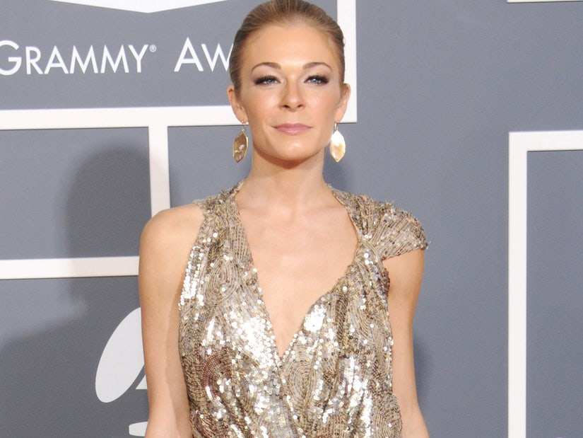 LeAnn Rimes Poses Nude For World Psoriasis Day