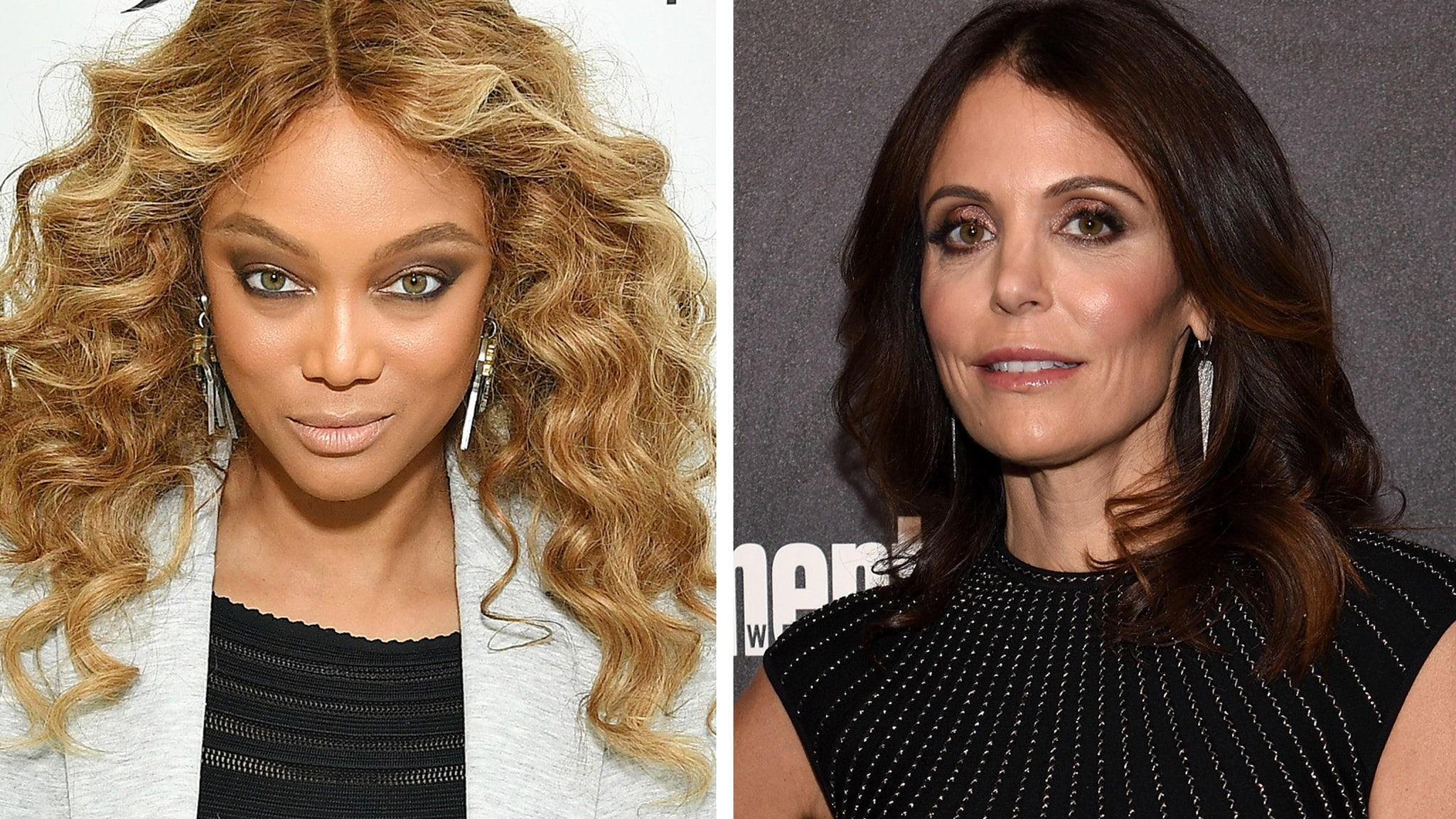 Tyra Banks Responds to Bethenny Frankel's Claim She Banned Housewives From DWTS