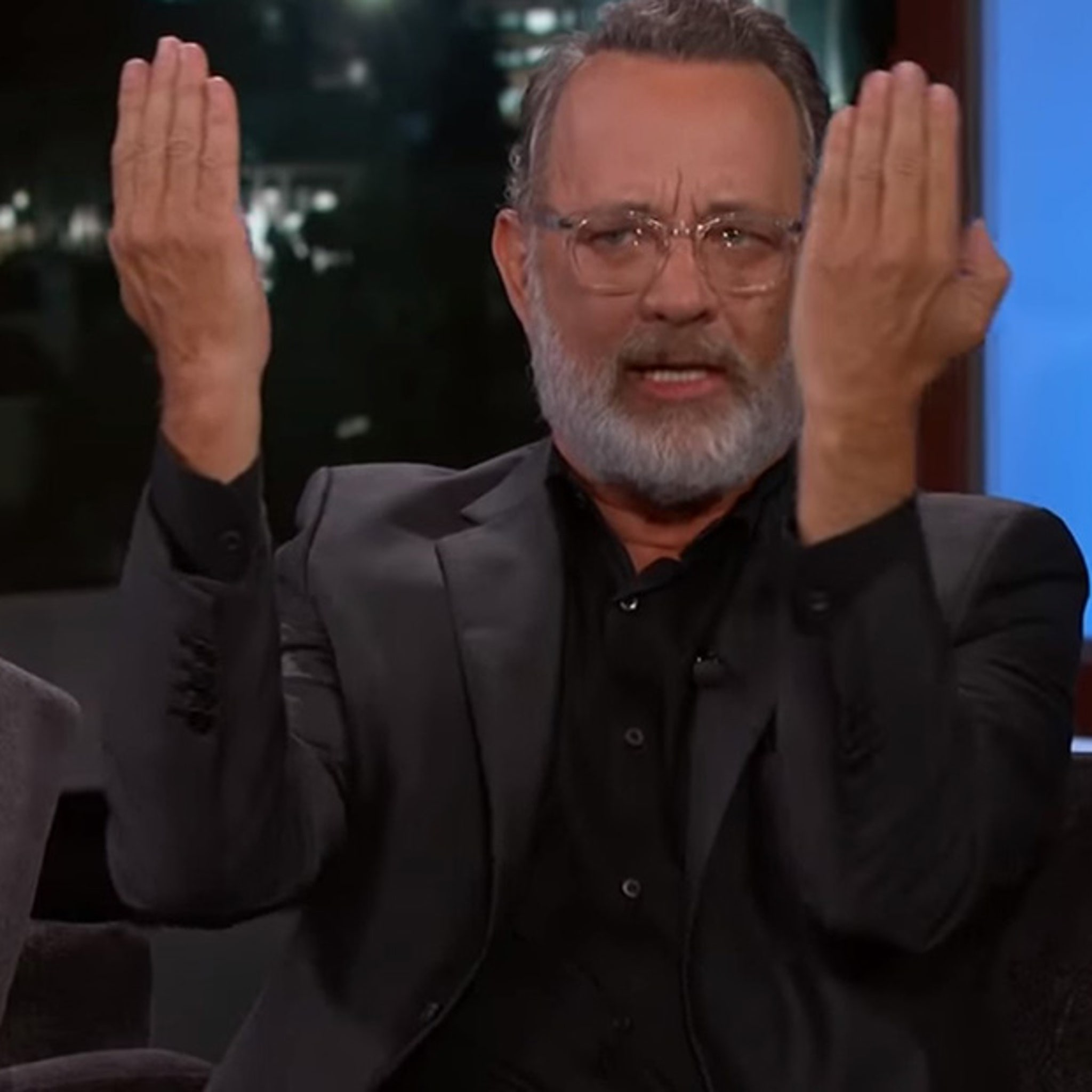 Tom Hanks Thinks He Was Threatened Over Playing Mr Rogers