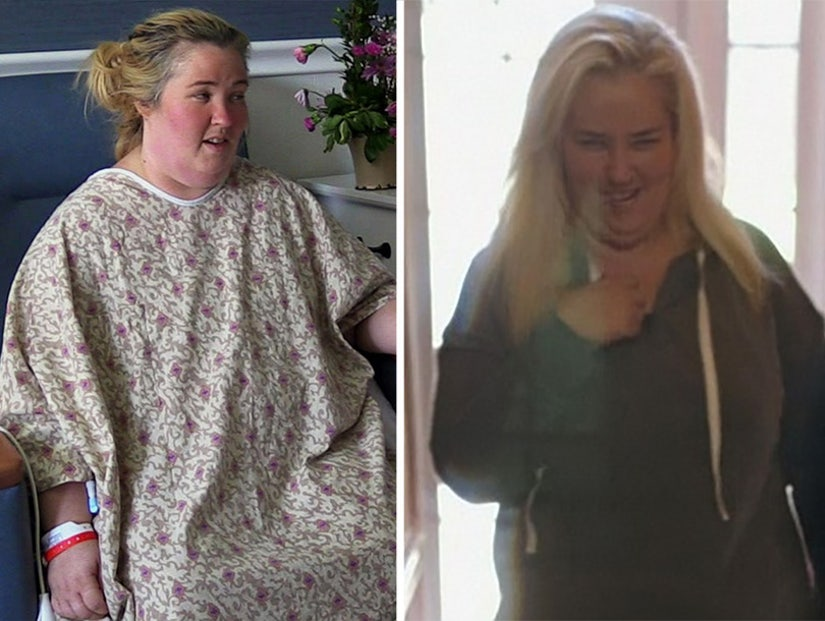 Mama June Flaunts Extreme 60-Pound Weight Loss After Gastric Sleeve Surgery