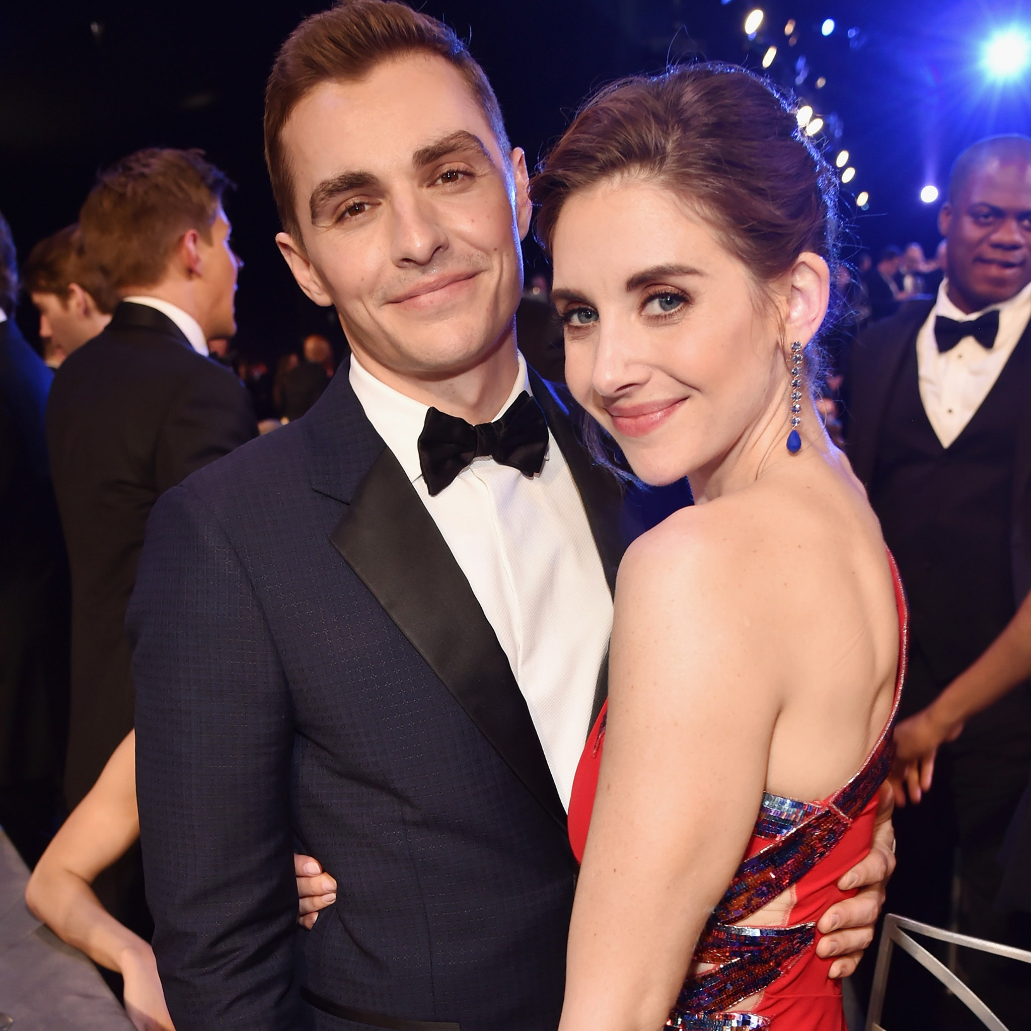 Alison Brie Recalls The Story Of How She And Dave Franco Met