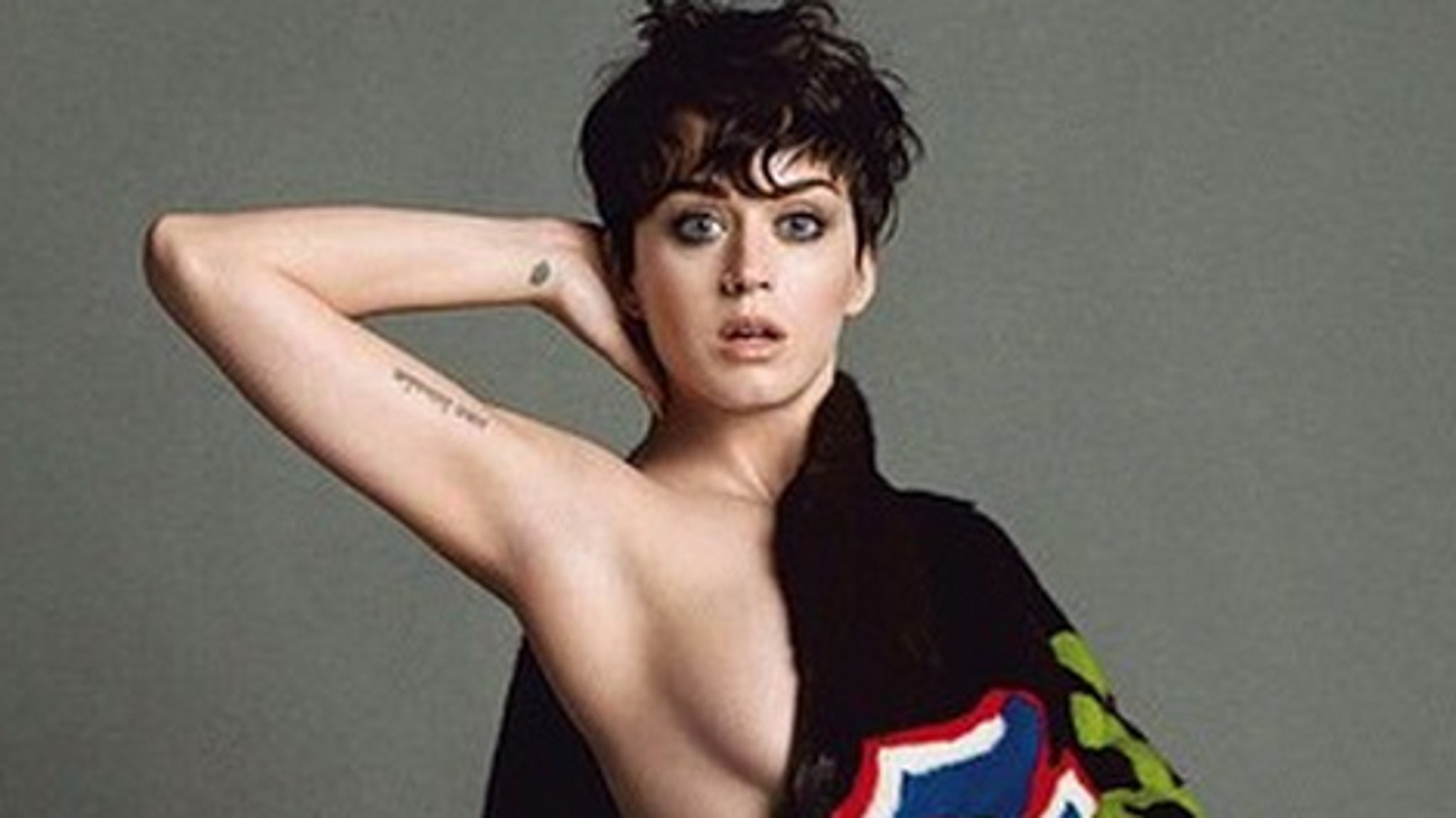 Katy Perry Goes Nude For Her New Music Video Daises