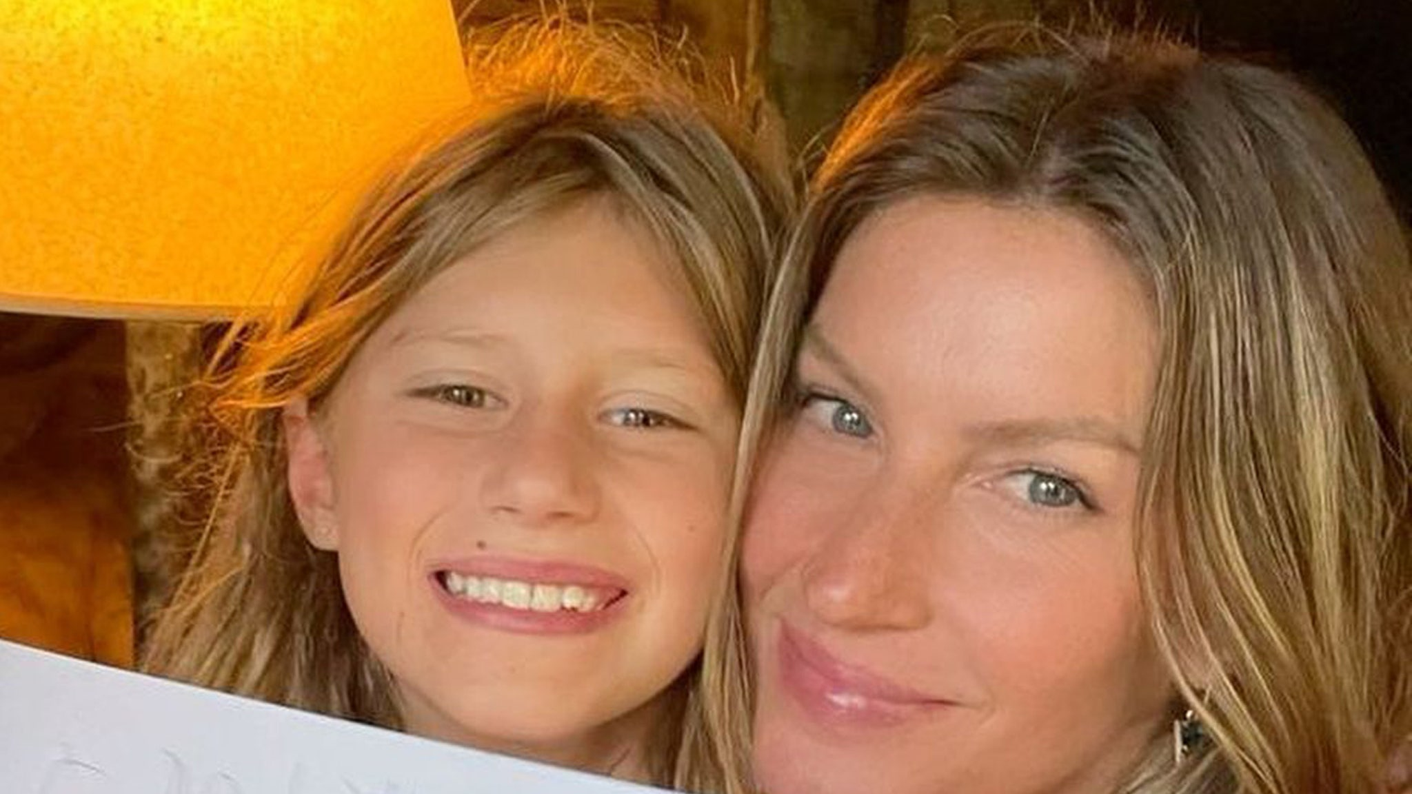 Gisele Bundchen celebrates her 41st birthday with her family