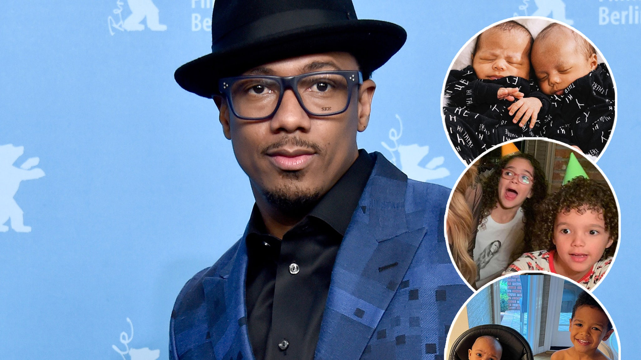 Nick Cannon defends having seven children with four different women